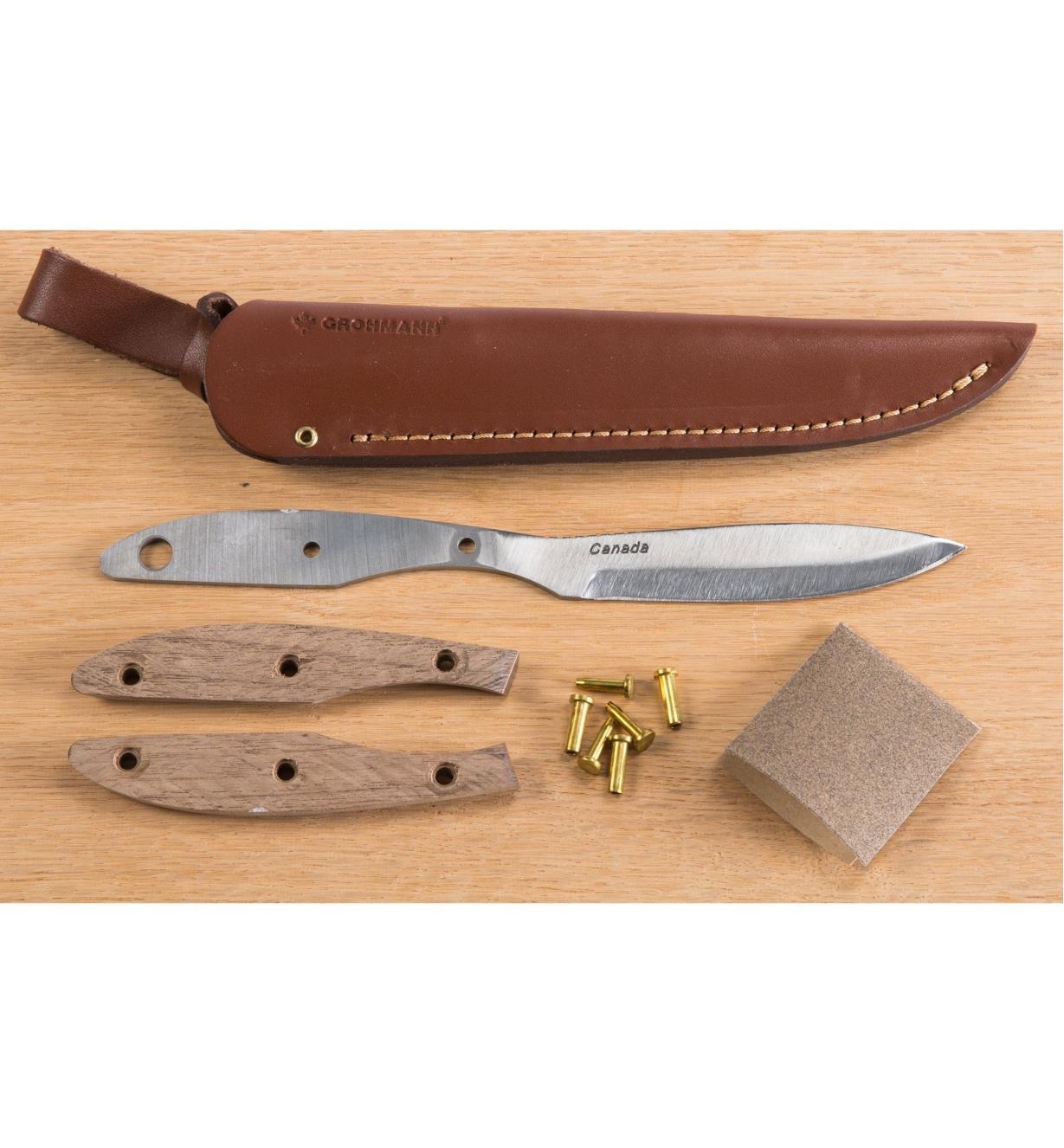 81D3202 - Belt Knife Kit