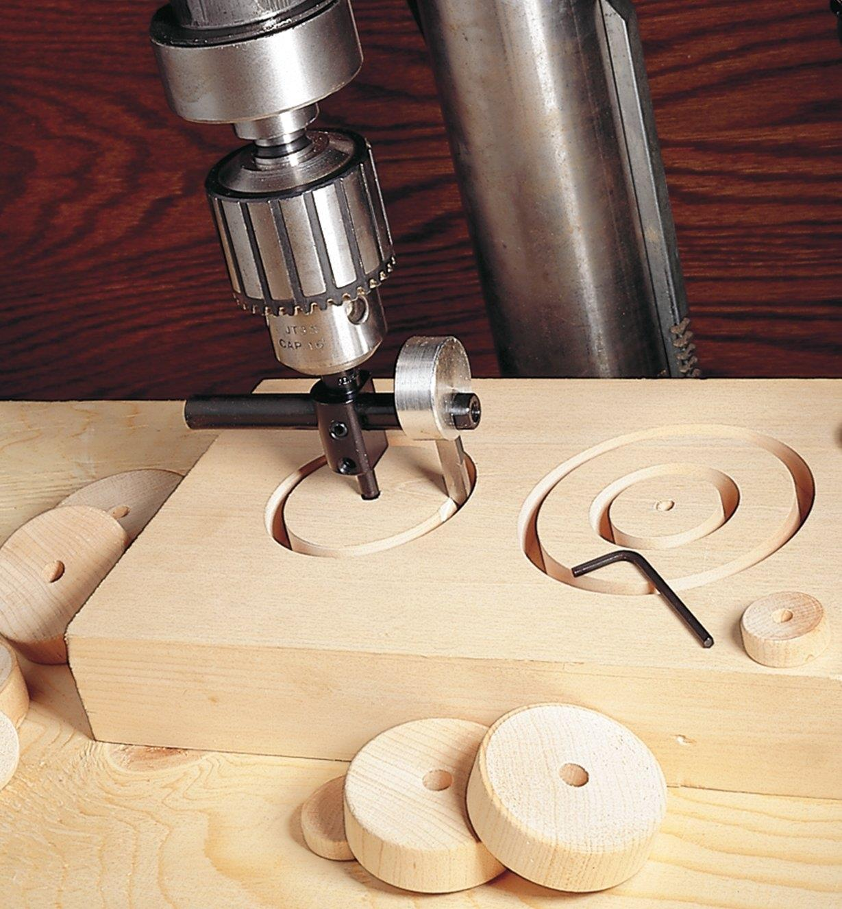 99K0901 - Wheel and Circle Cutter