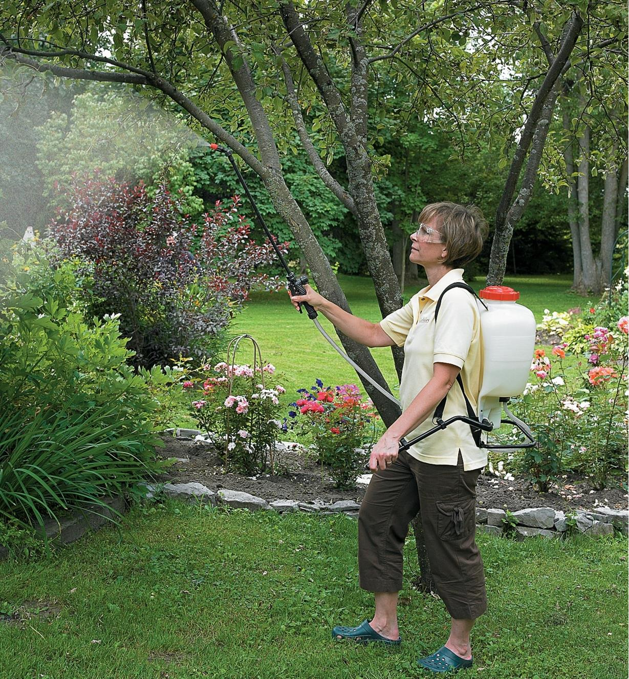 EL454 - Backpack Sprayer