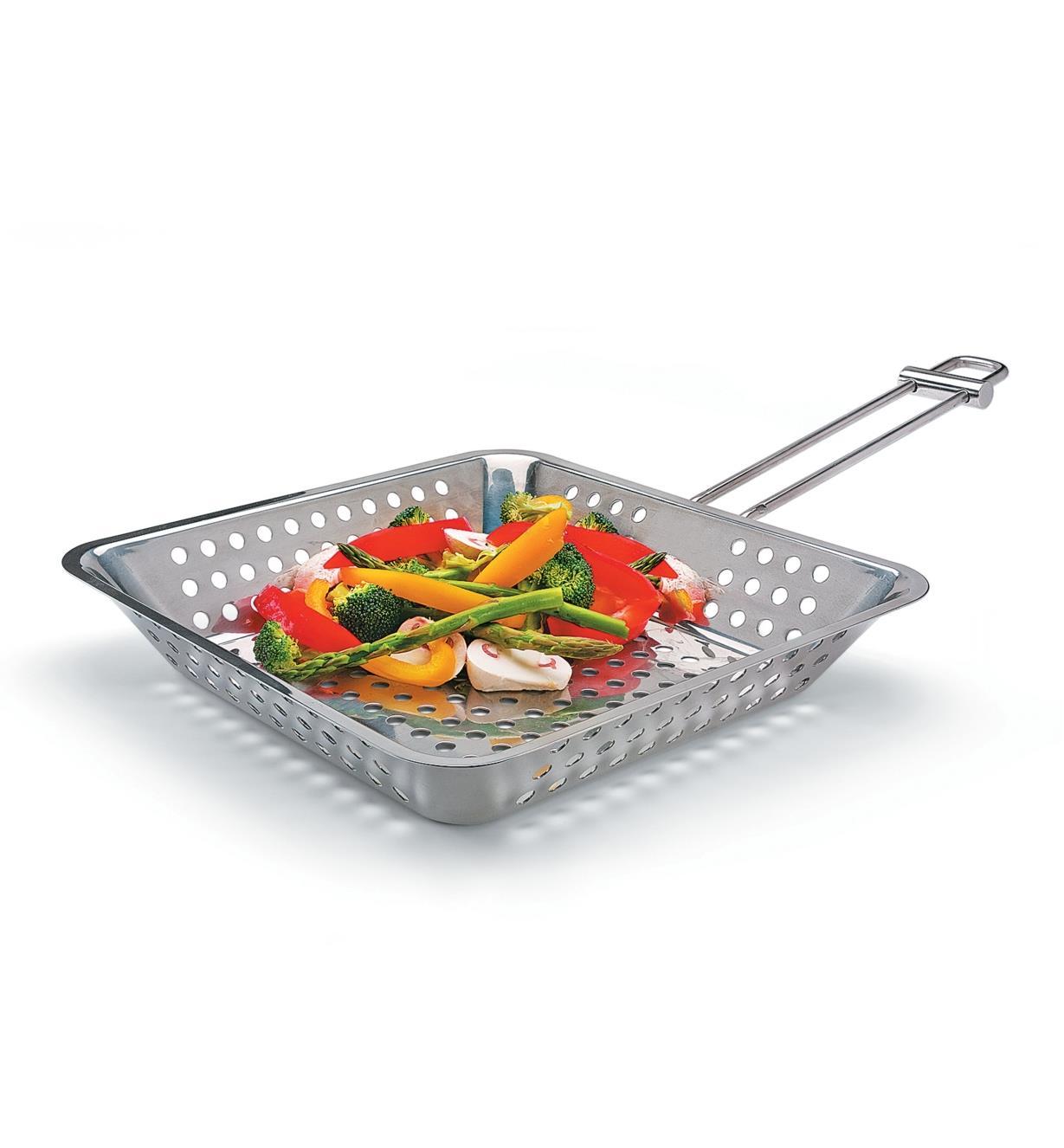 EV275 - Panier de cuisson pour barbecue