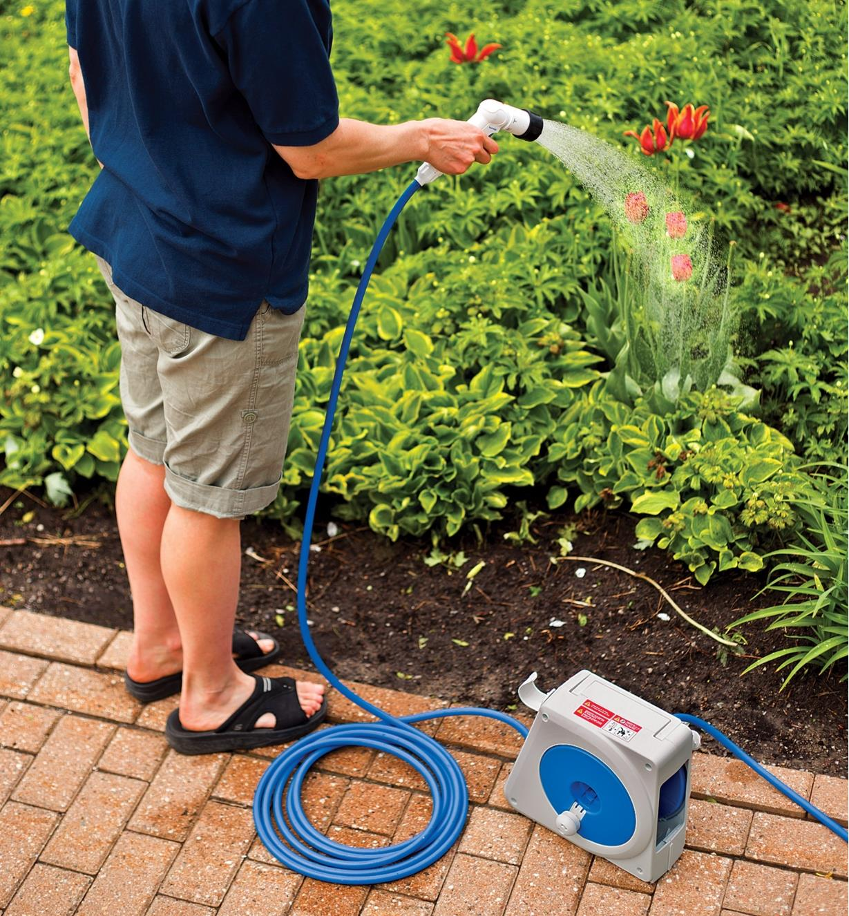 XC470 - Compact Hose & Reel