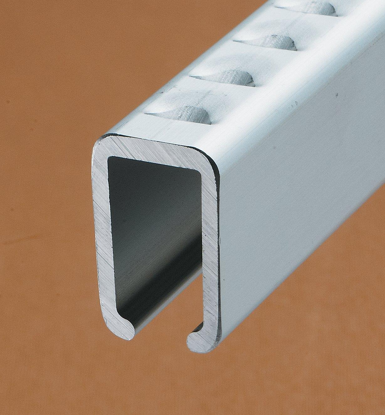 """03F0624 - 24"""" Dubuque Aluminum Bar Clamp, each"""
