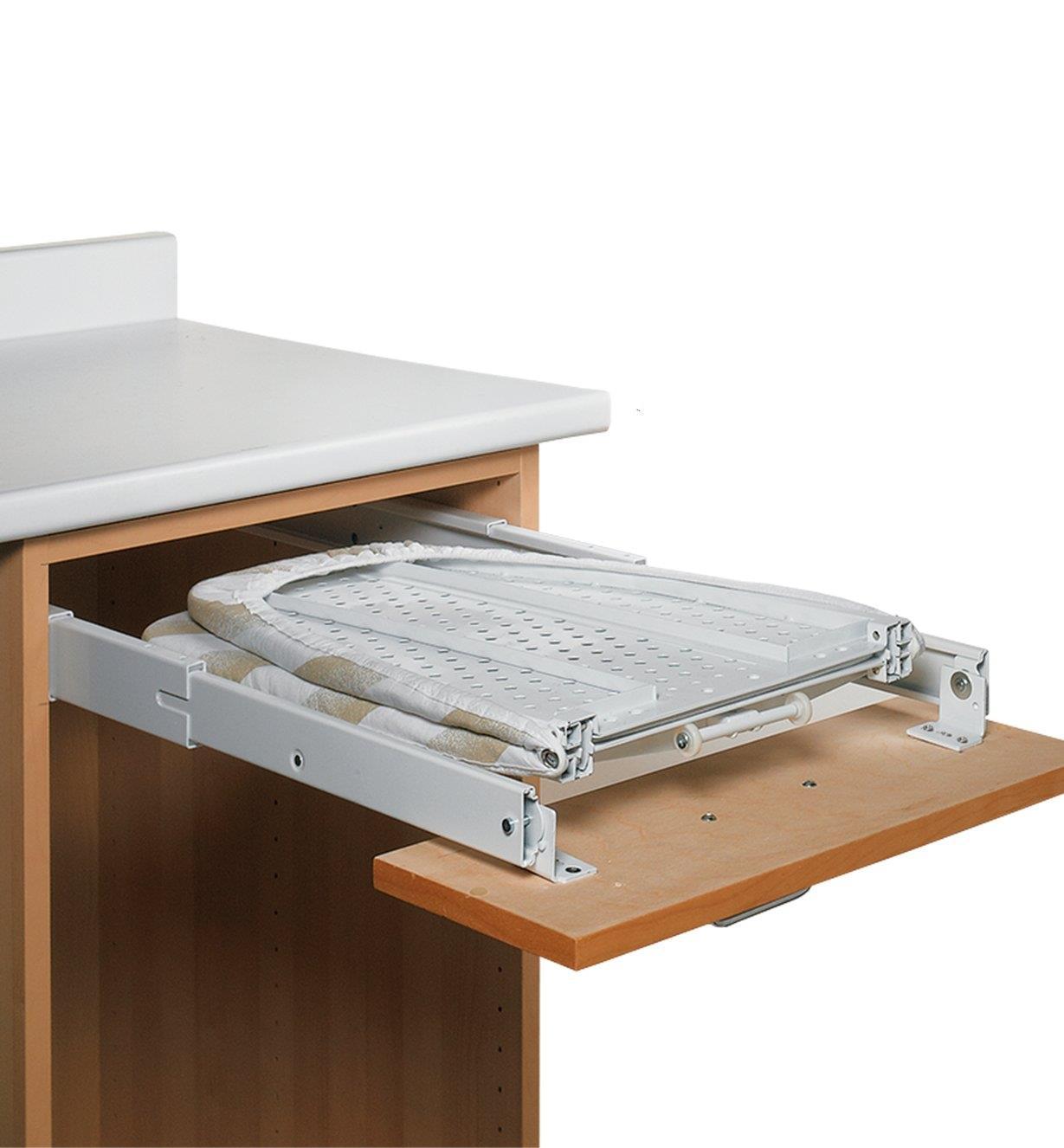 Drawer Mount Folding Ironing Board