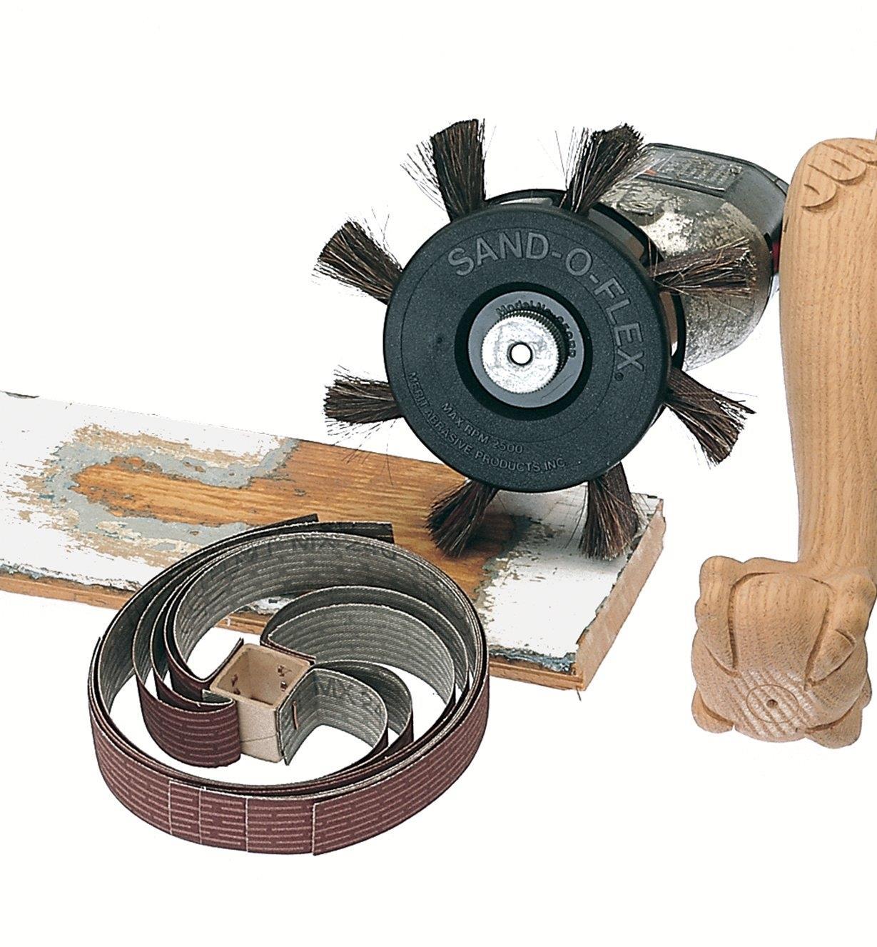 Flap Sanding Wheel