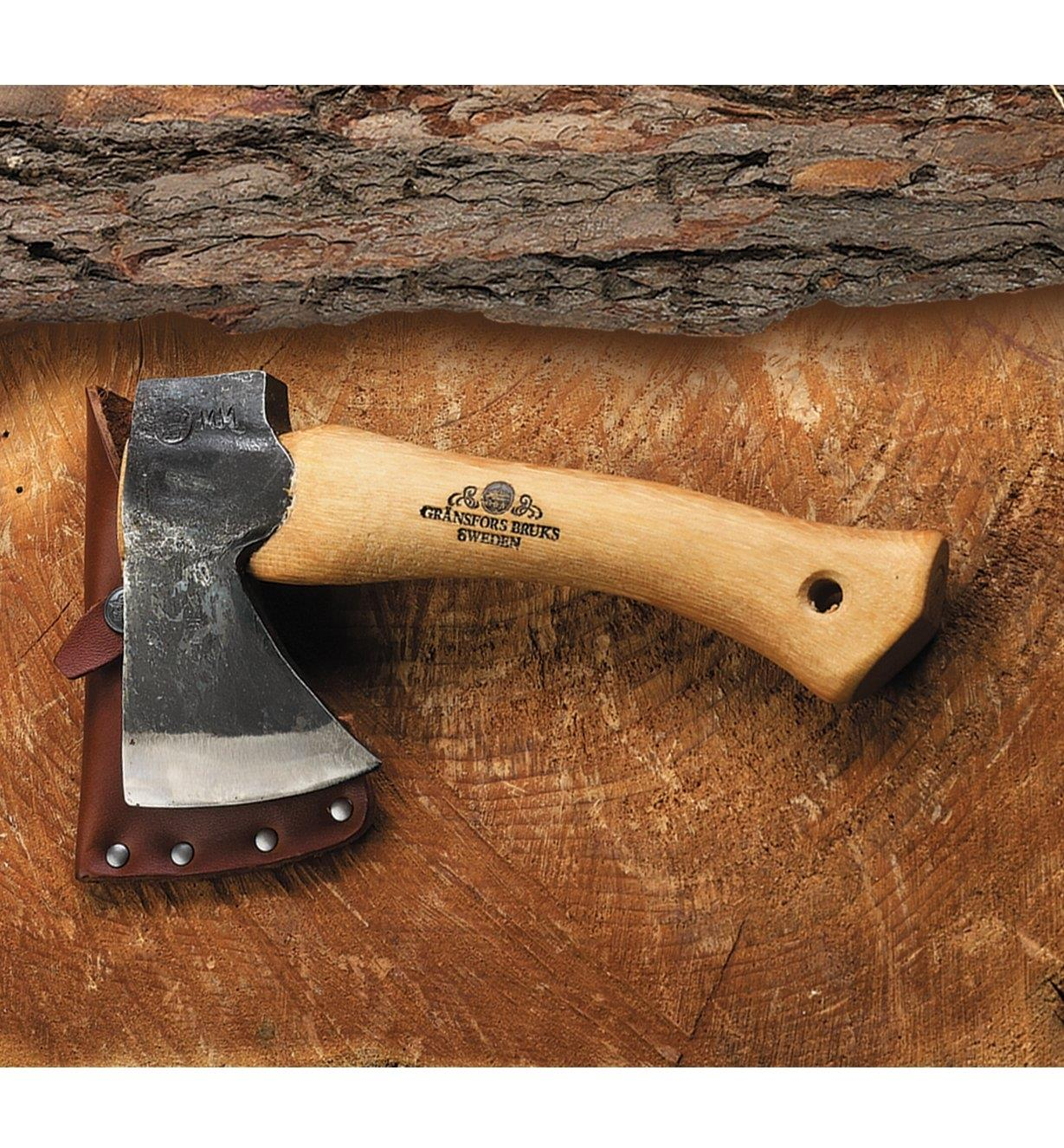 48U0550 - Gränsfors Small Carving Axe