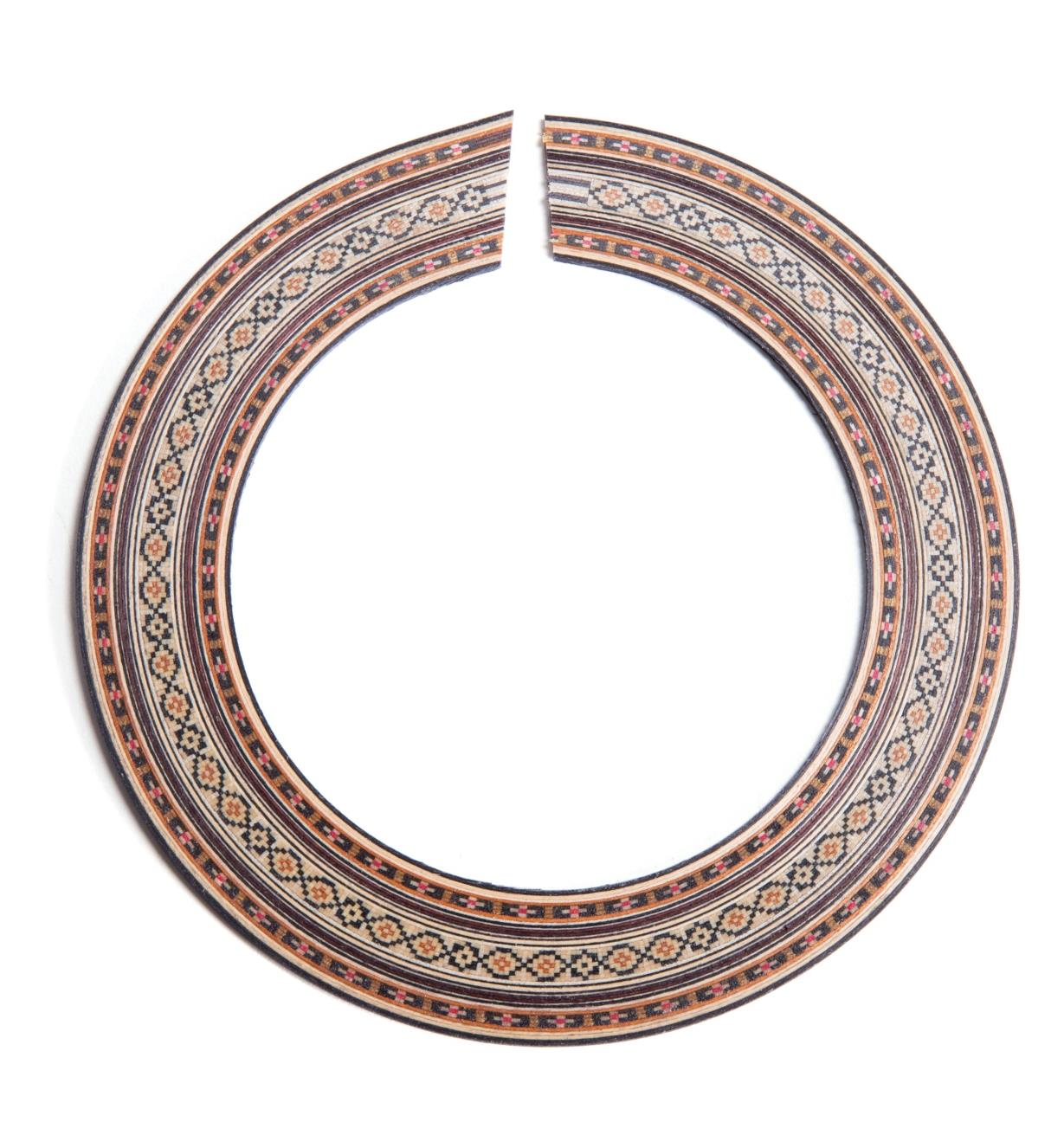 60J0262 - Classical Guitar Rosette, Light