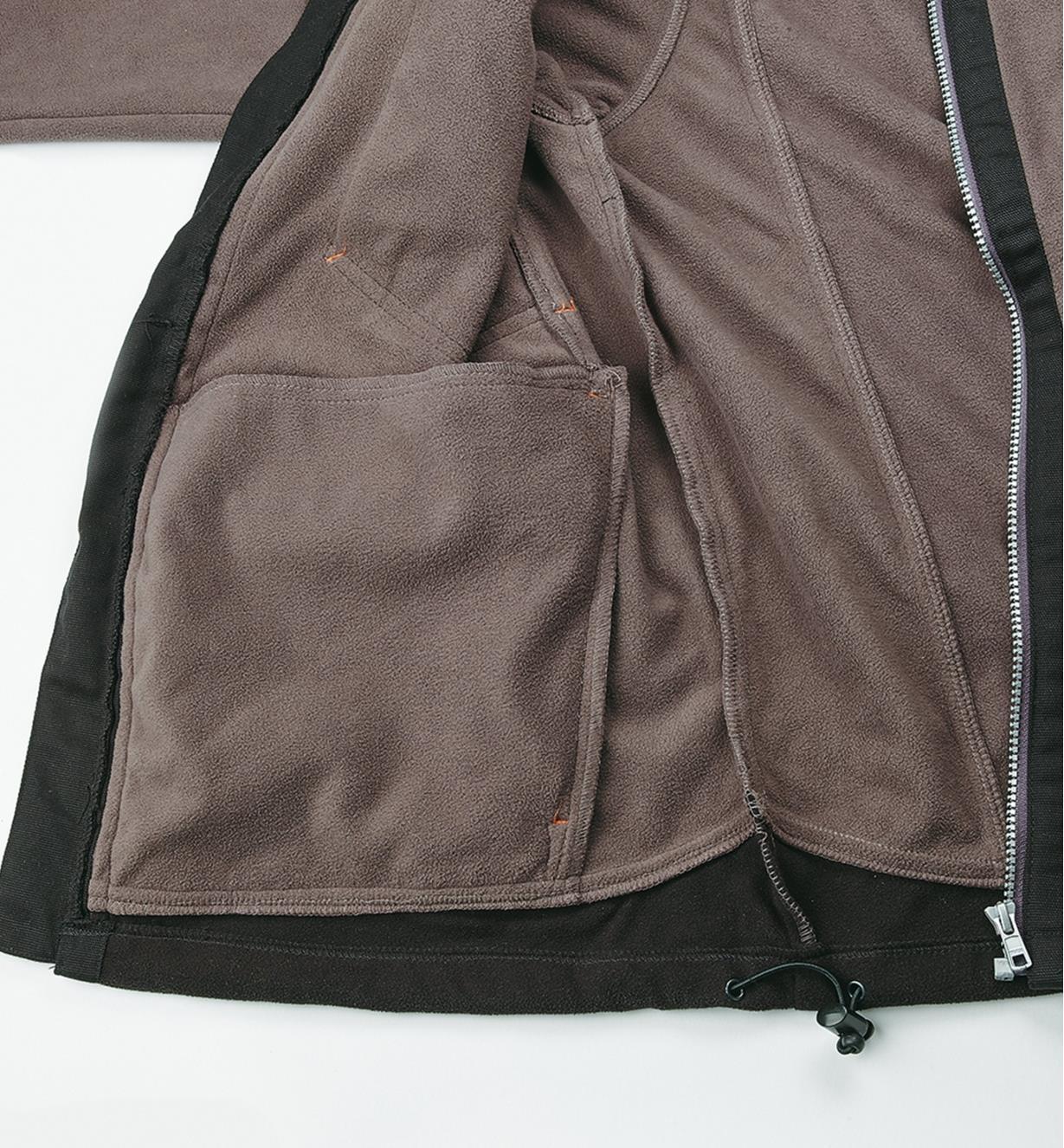 Herock Water-Resistant/Breathable Fleece Jacket