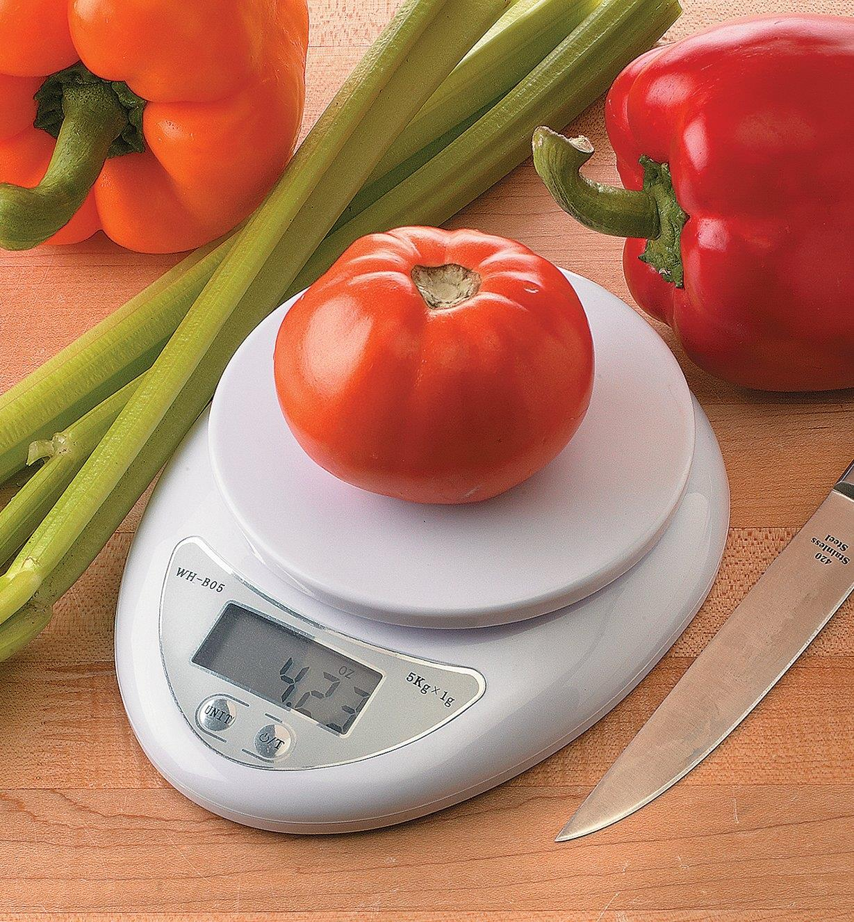 09A0410 - Mini Digital Kitchen Scale