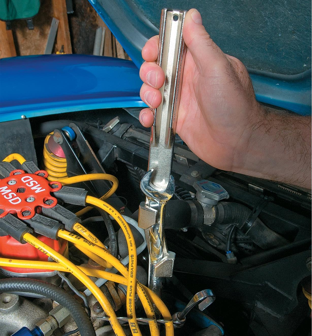 09A0505 - Mechanic's Wrench Extender