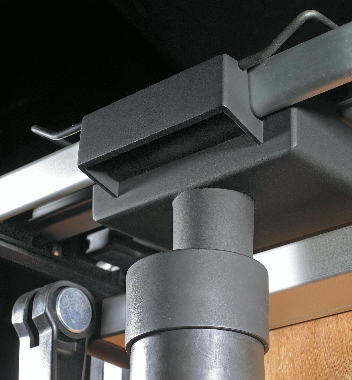 17N1240 - Support d'aspiration et de toupillage VRS pourgabarit Super12 Leigh