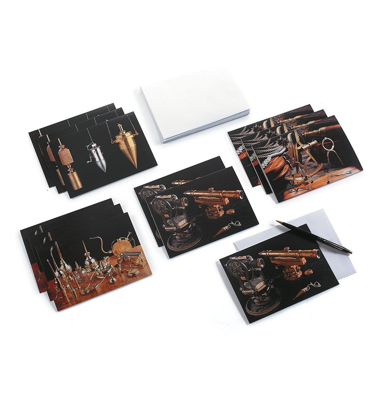 50K1426 - Lee Valley Note Cards, set of 12