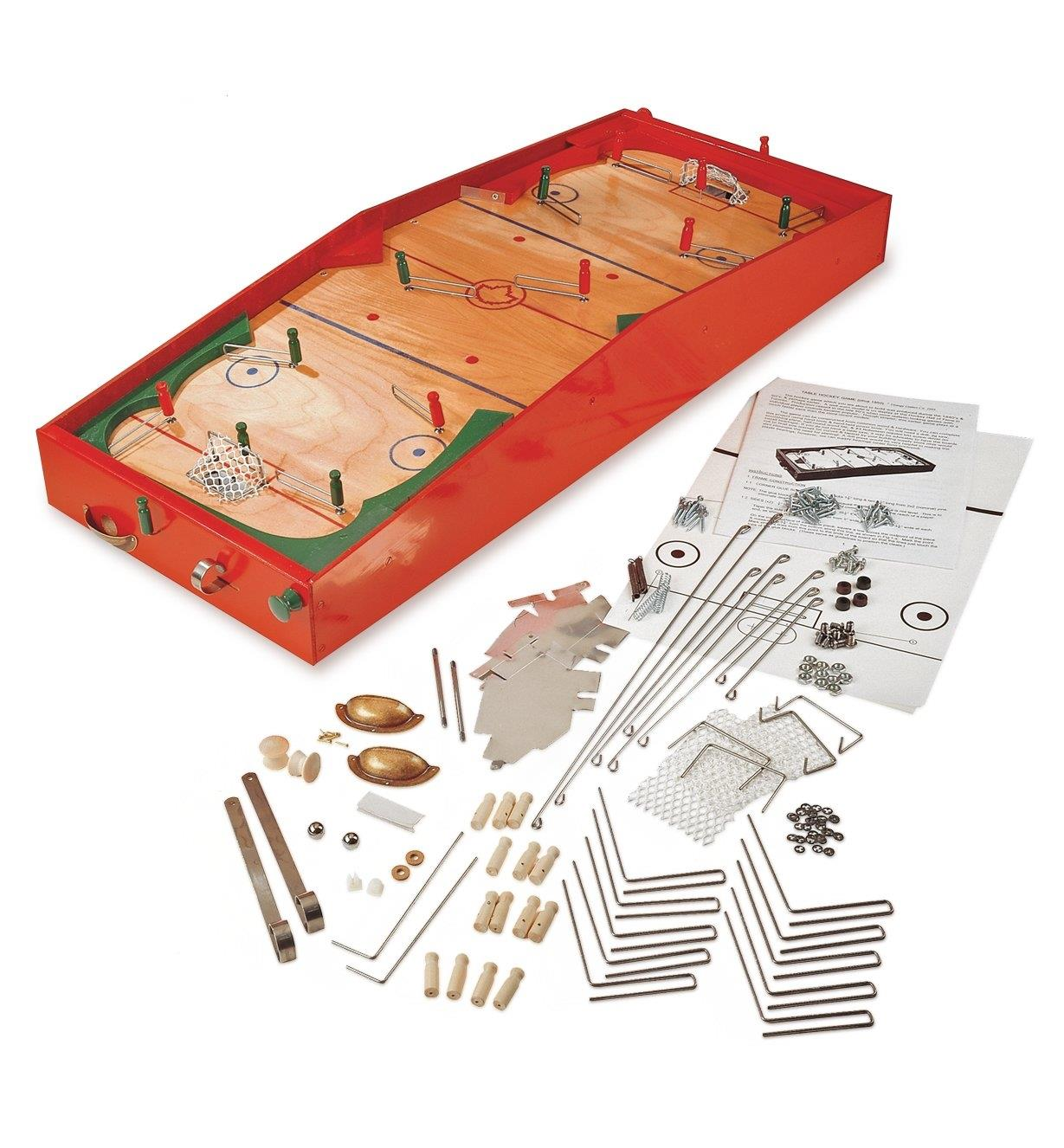 50K4001 - Lee Valley Table Hockey Hardware Kit