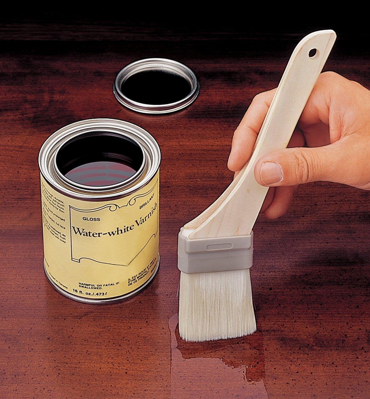 56Z9985 - Japanese Varnish Brush