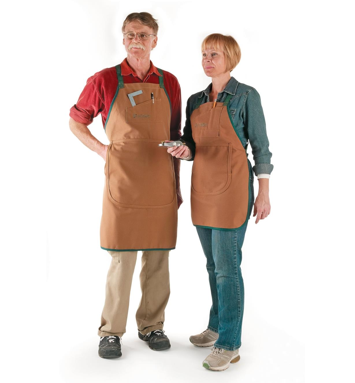 Lee Valley Canvas Aprons