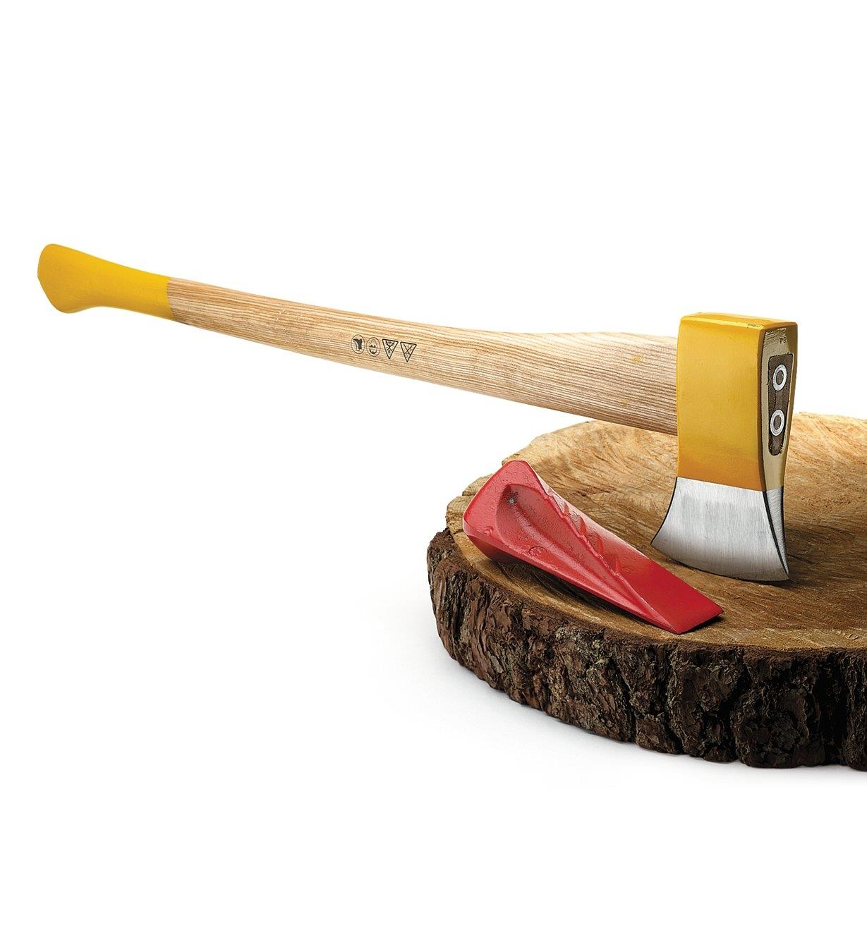 65U1001 - Oxhead Splitting Axe - 31""