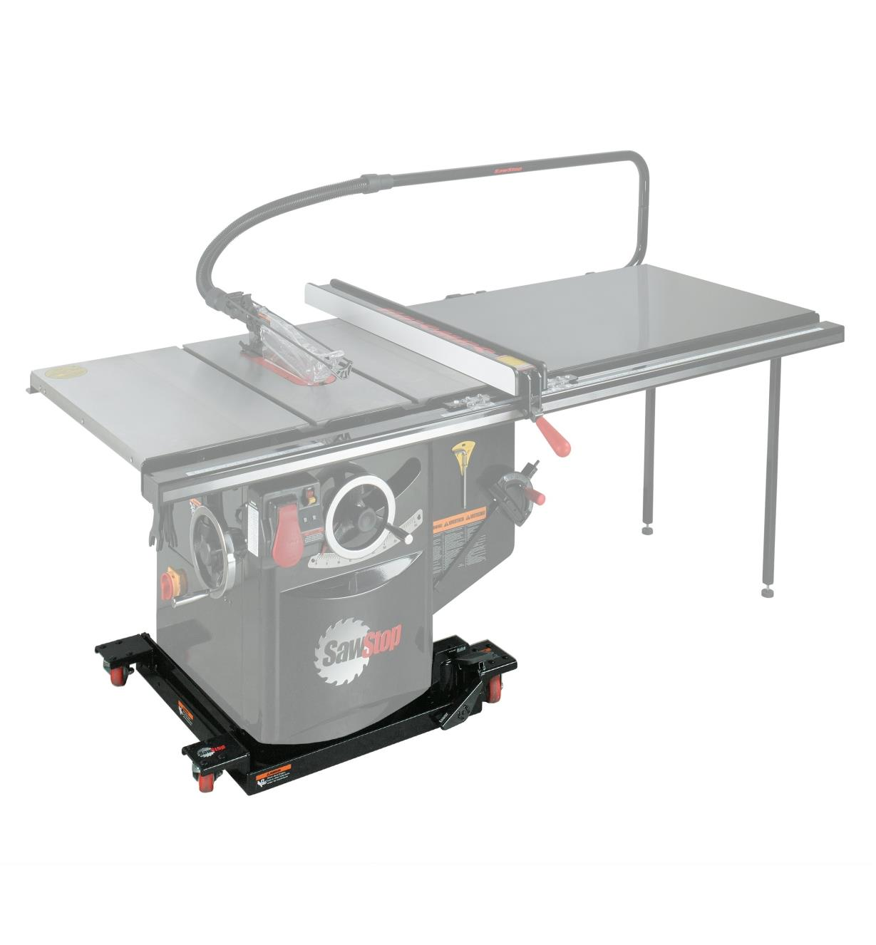 95T0410 - Industrial Saw Mobile Base