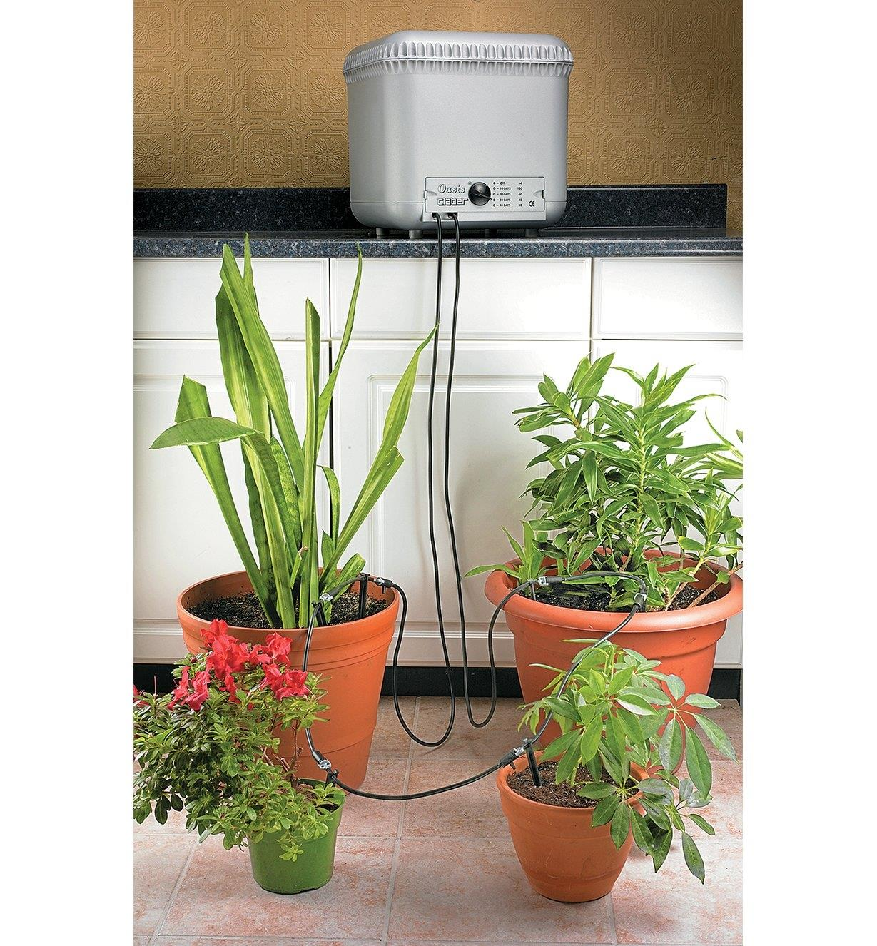 XC550 - Indoor Watering System