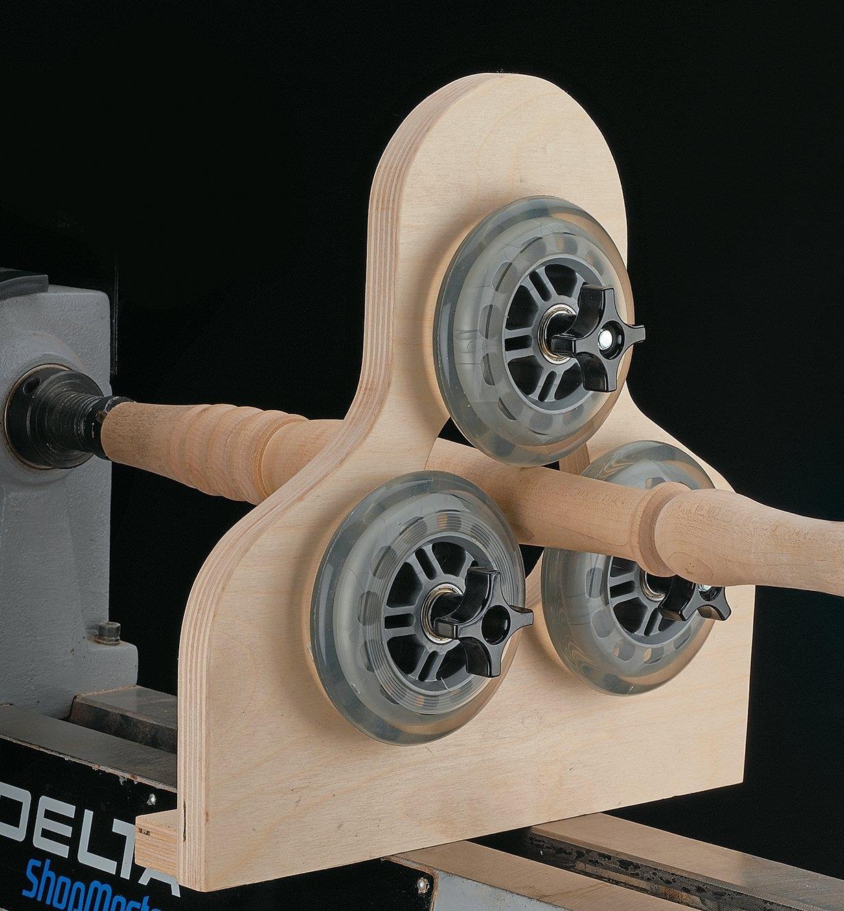 """12K7985 - 3 7/8"""" Polyurethane Wheel"""