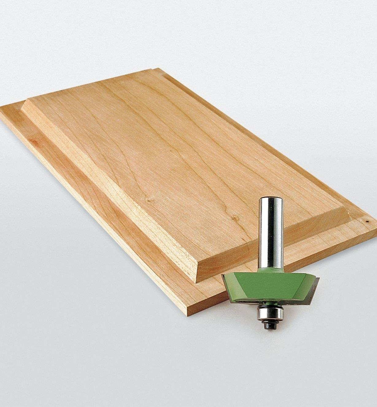 "16J6651 - 1 15/16"" x 1/2"" x 1/2"" Panel Raising Bit for Shaker-Style Doors"