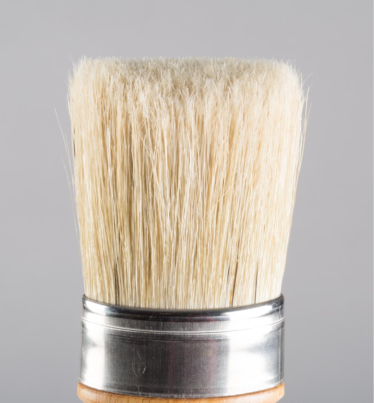33K5101 - Pinceau à vernis ovale, 40mm (19/16po), l'unité