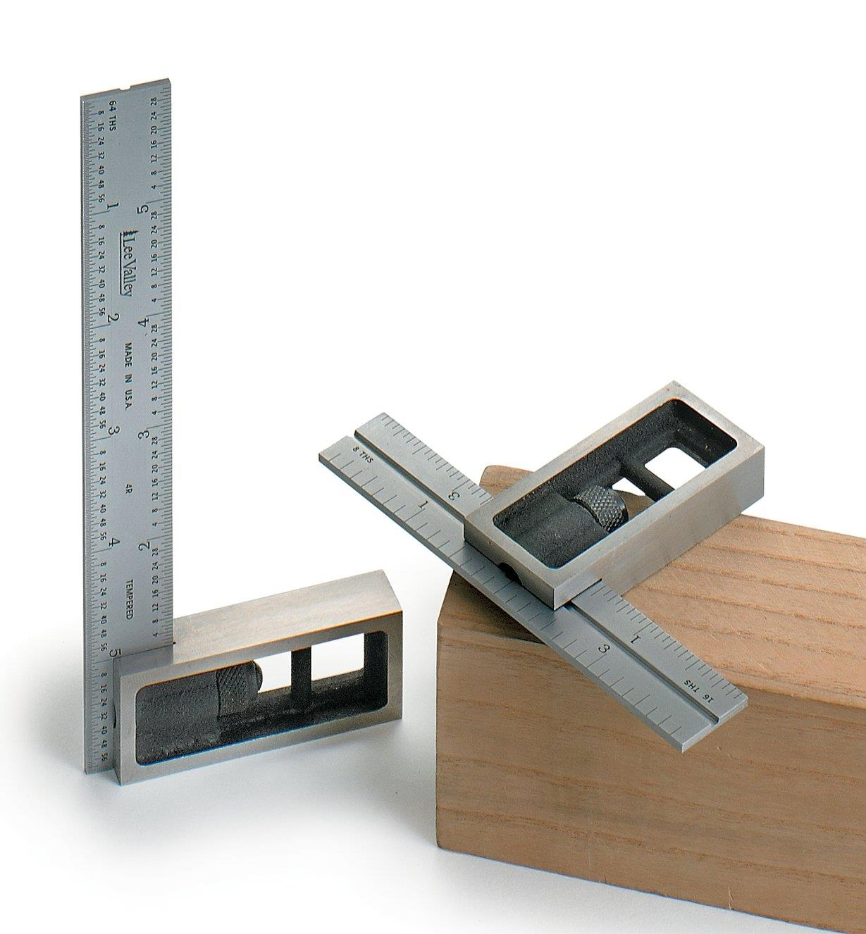 Precision Double Square