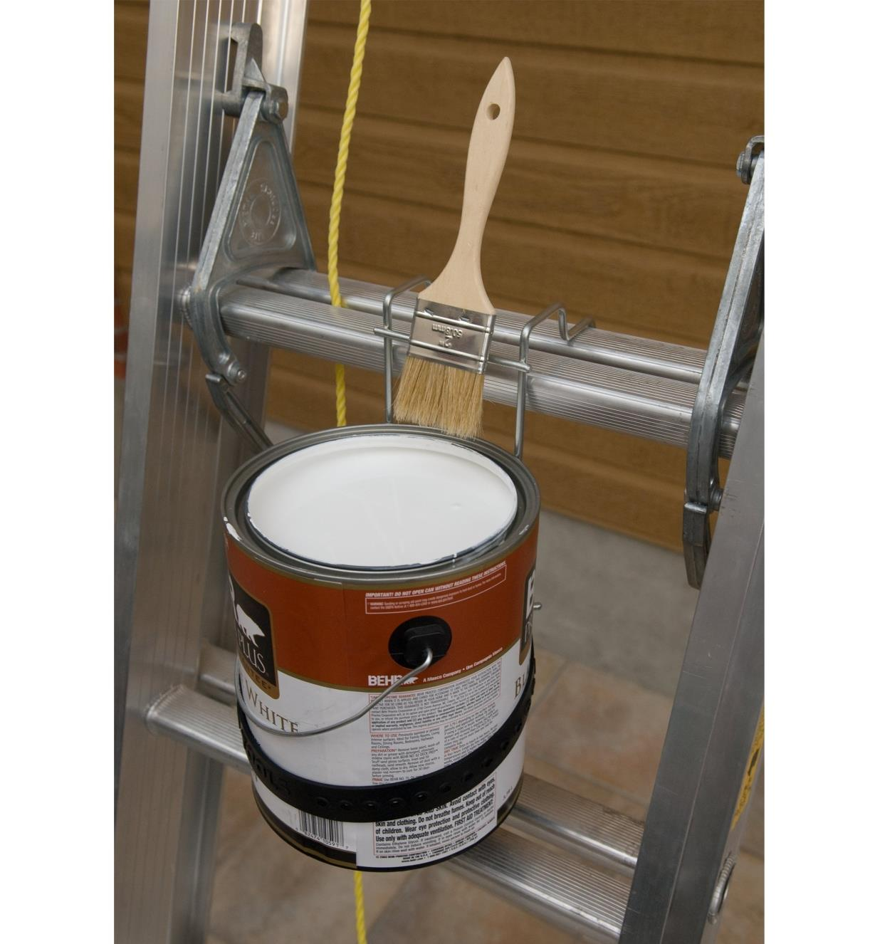 67K7409 - Pair of Michelangelo Paint Can Holders