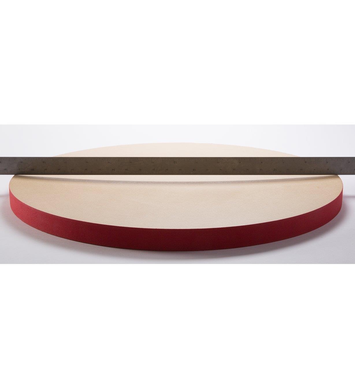 68Z8130 - Disque incurvé, courbure de 15pi de rayon