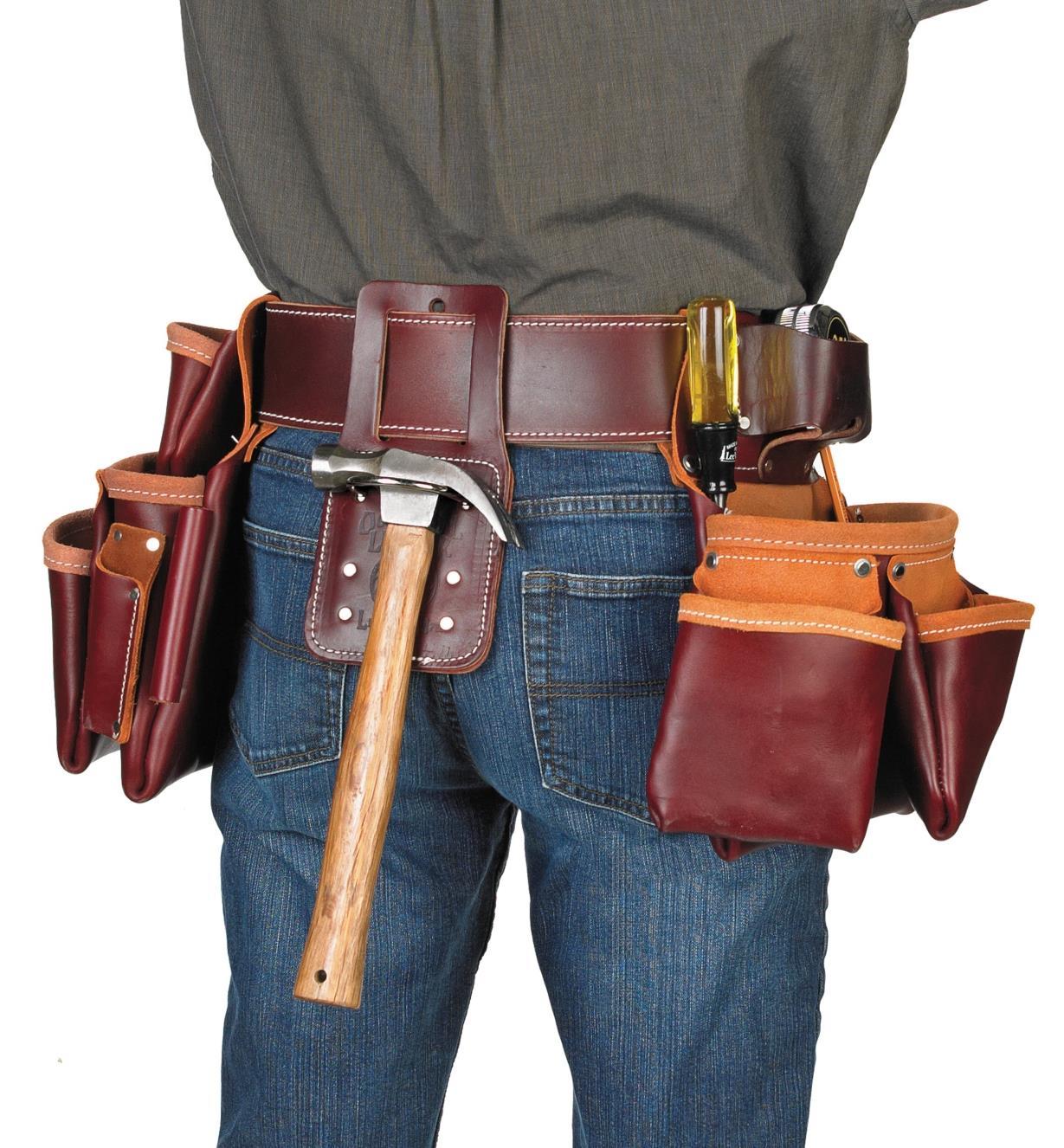 Occidental Leather Pro Framer Belts & Components