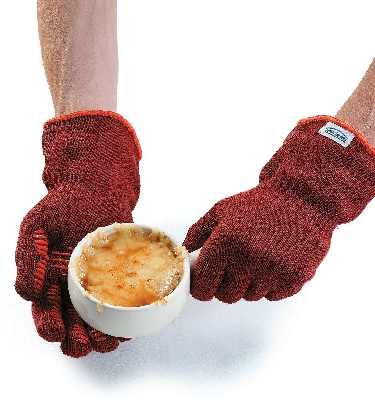EV274 - Oven Gloves, Large (size 9 1/2+)