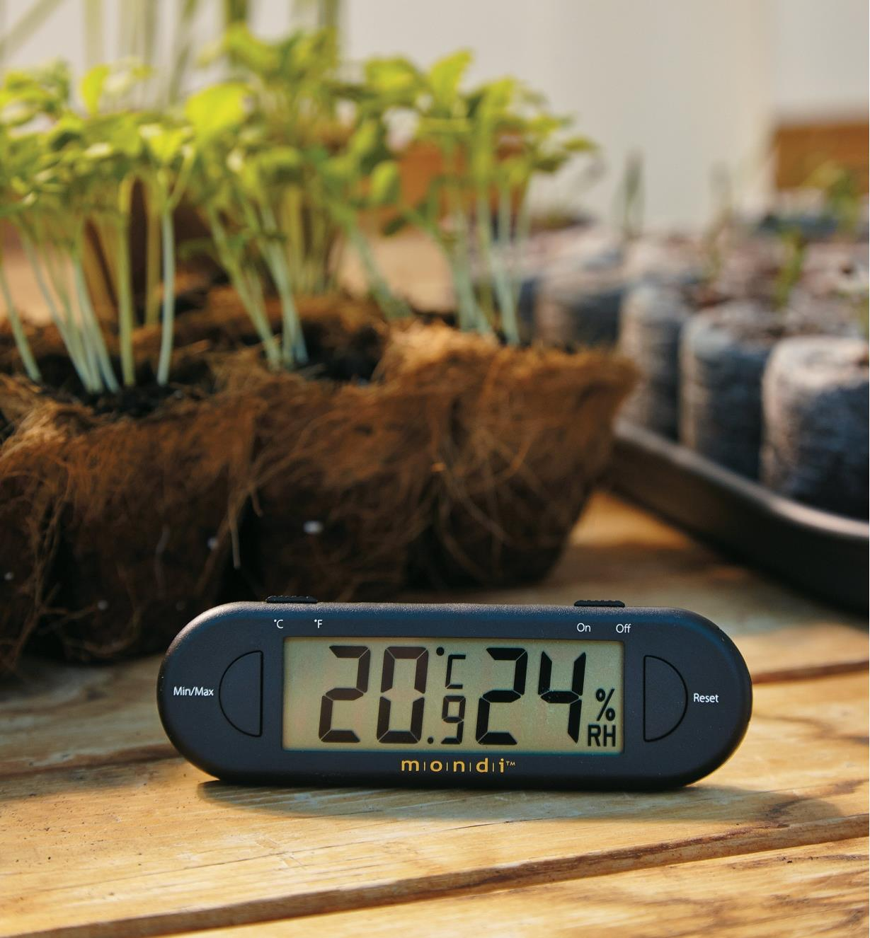 KD336 - Hygrometer/Thermometer