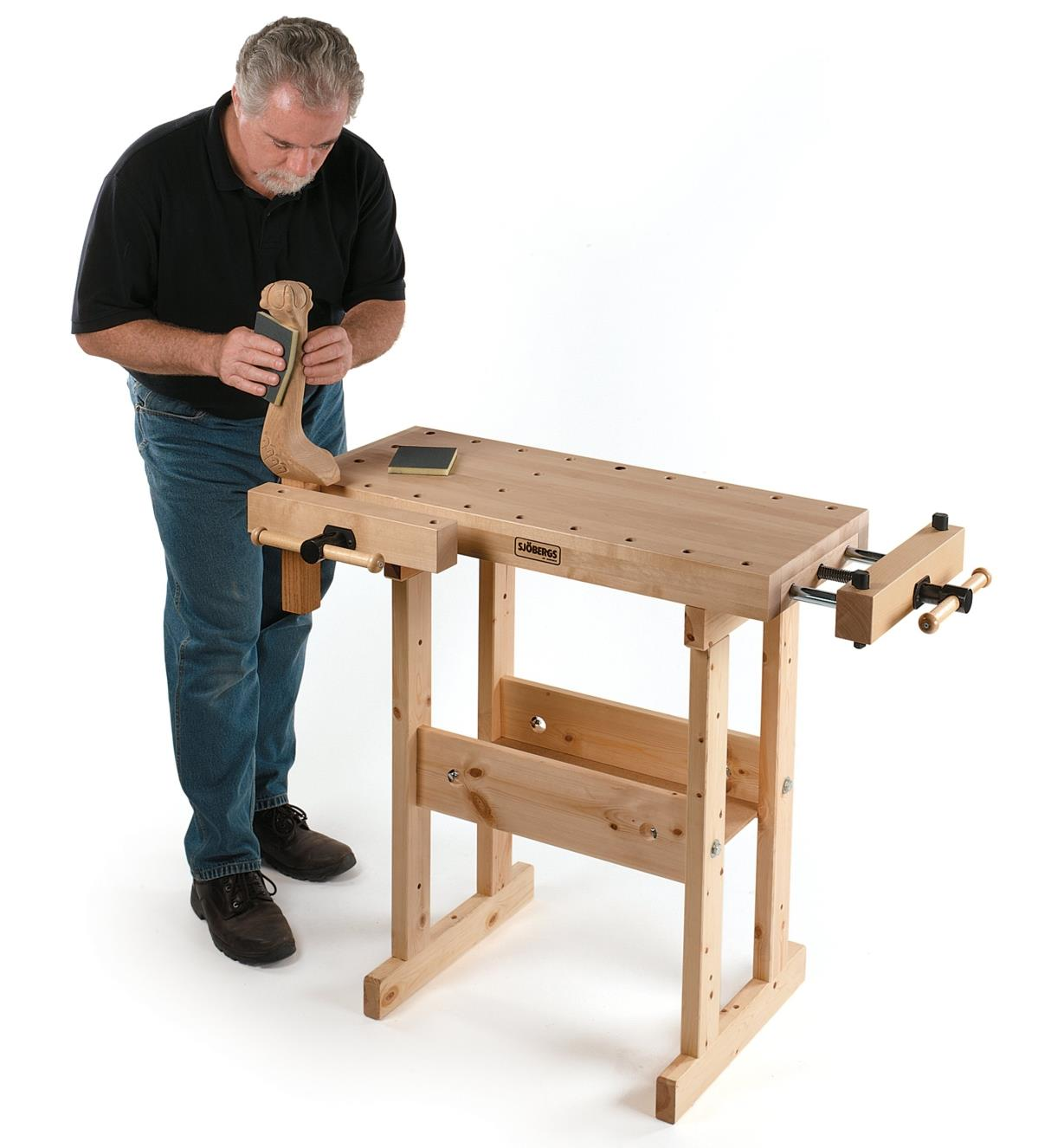 03A0280 - Sjöbergs Compact Workbench
