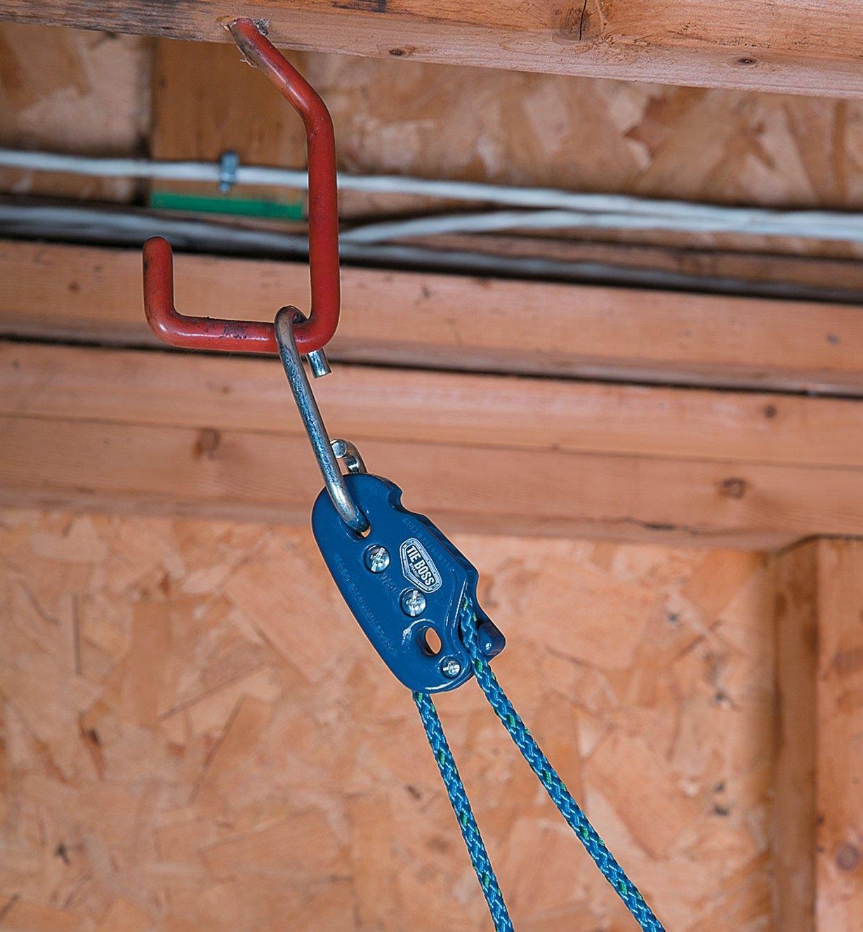 09A0165 - Tie Boss, 150 lb load