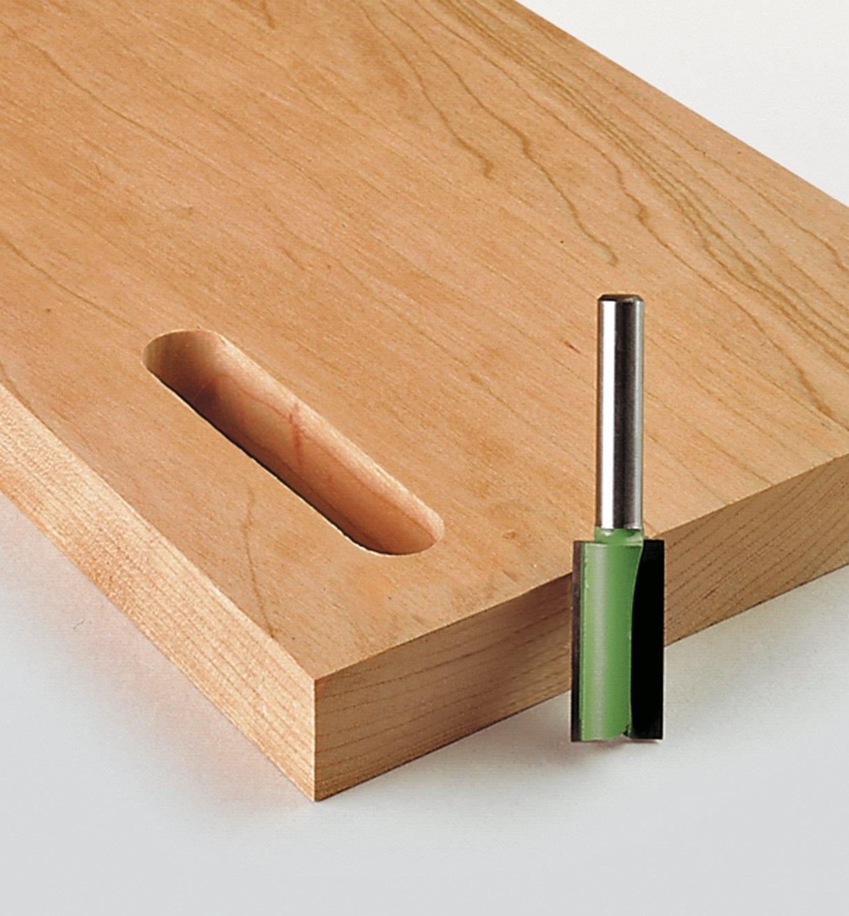 Straight Plunge Bits
