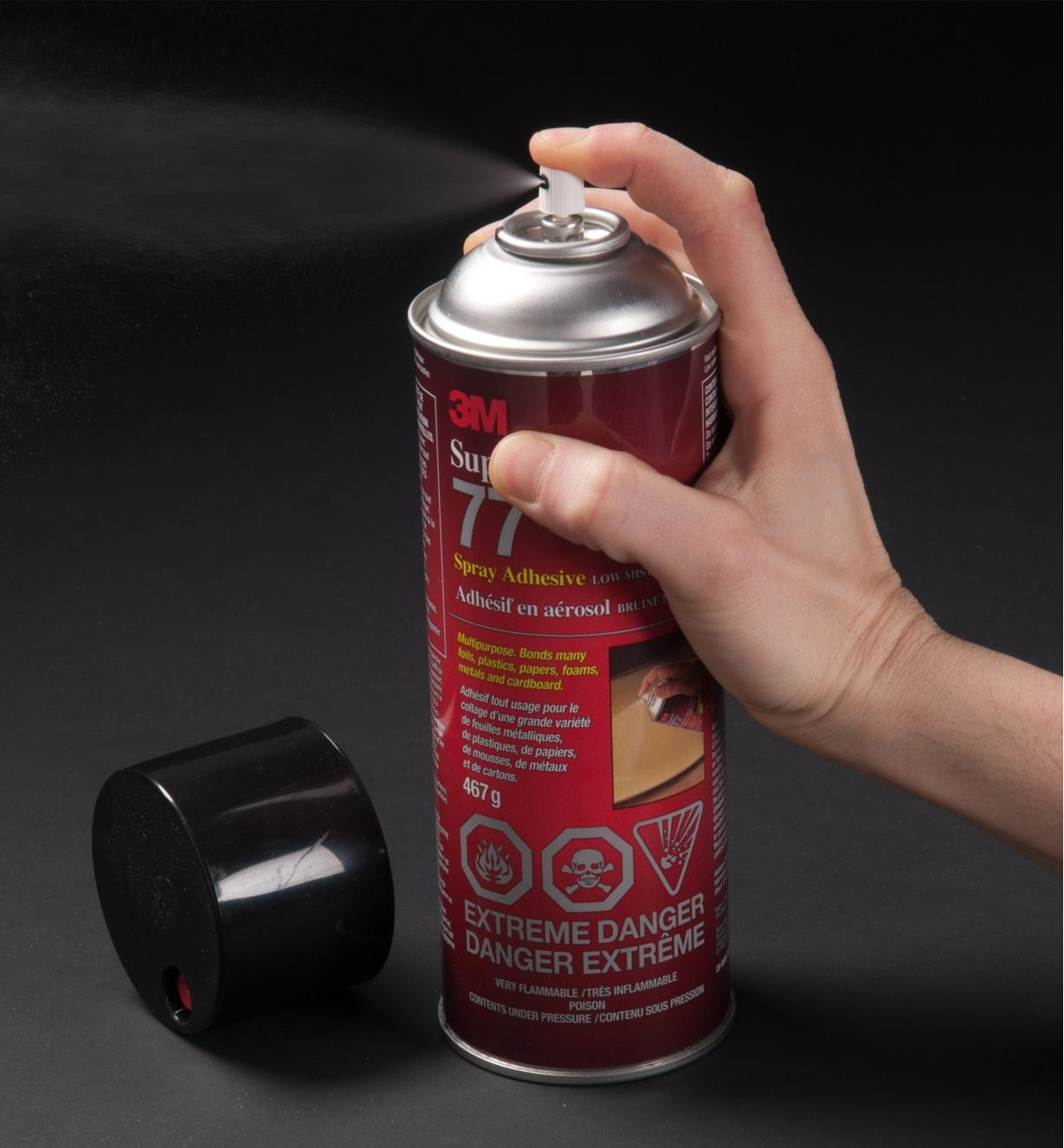 54Z0601 - Spray Adhesive, 16.75 oz