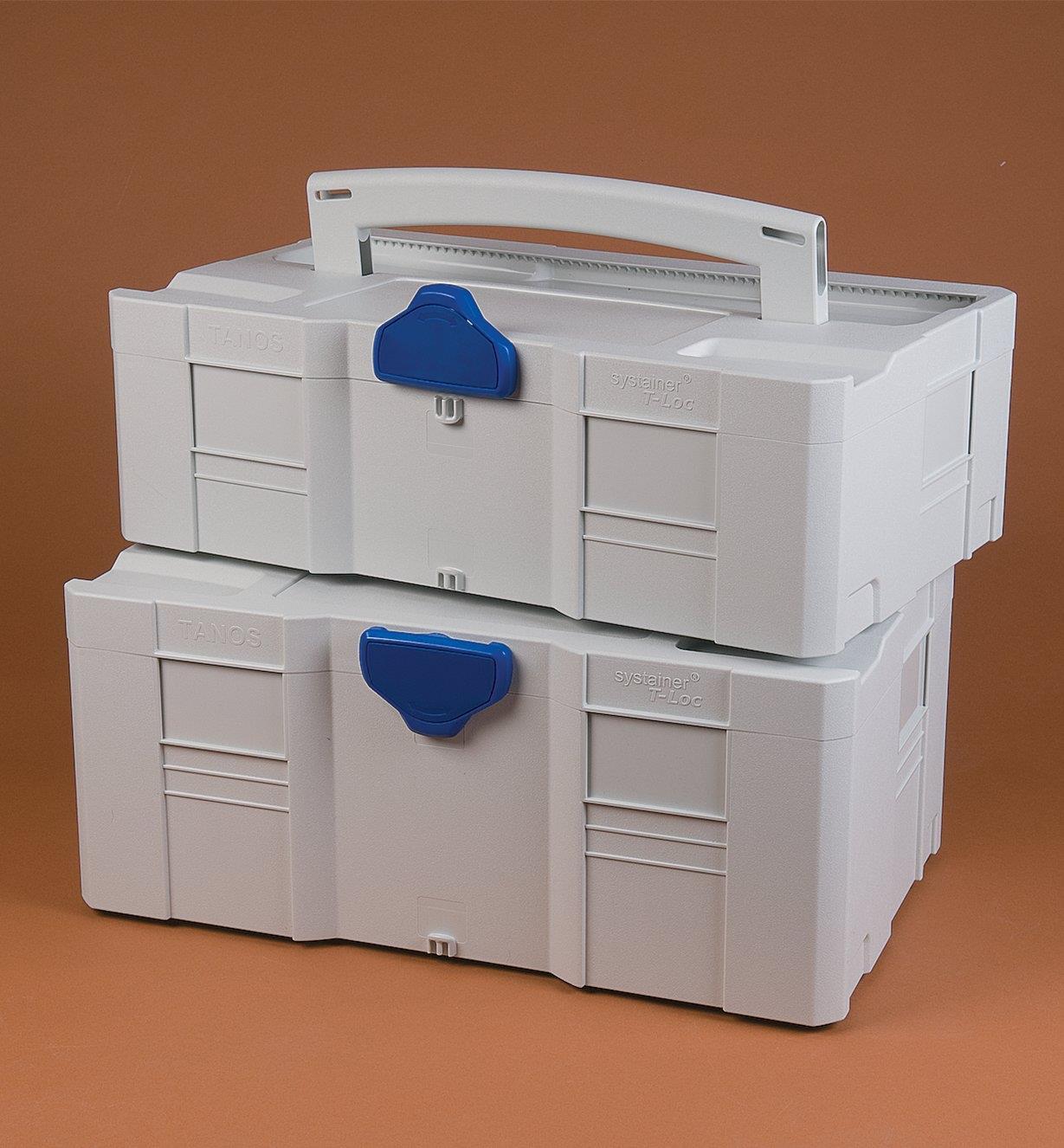 T-Loc Midi Systainer Cases