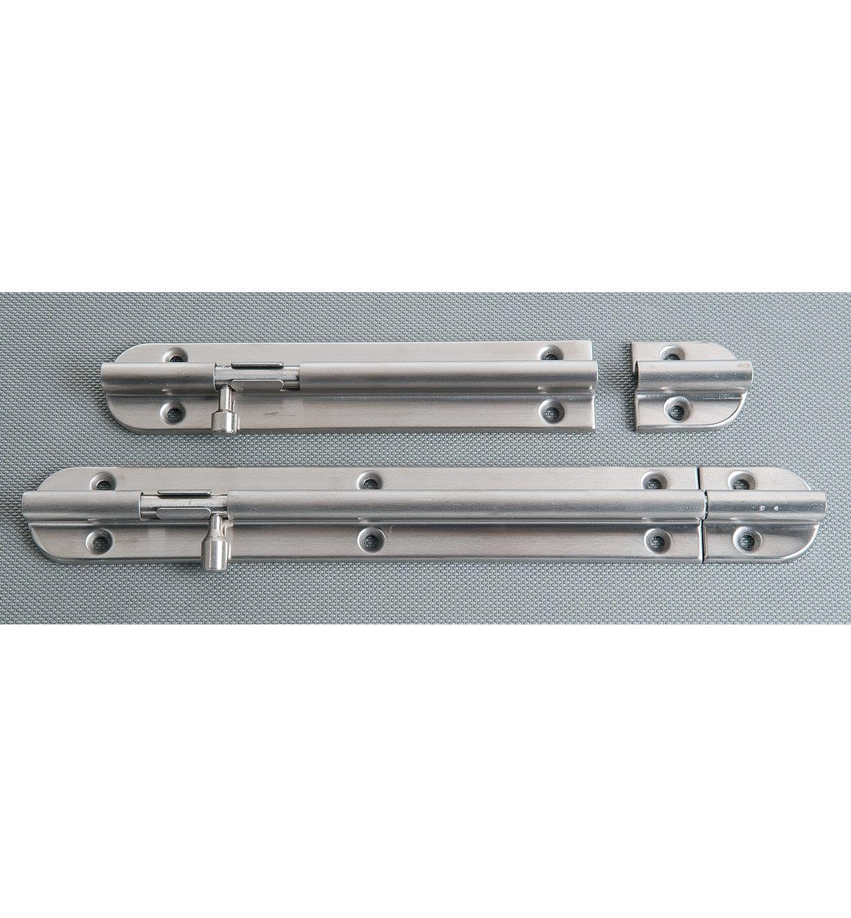 Stainless-Steel Barrel Bolts
