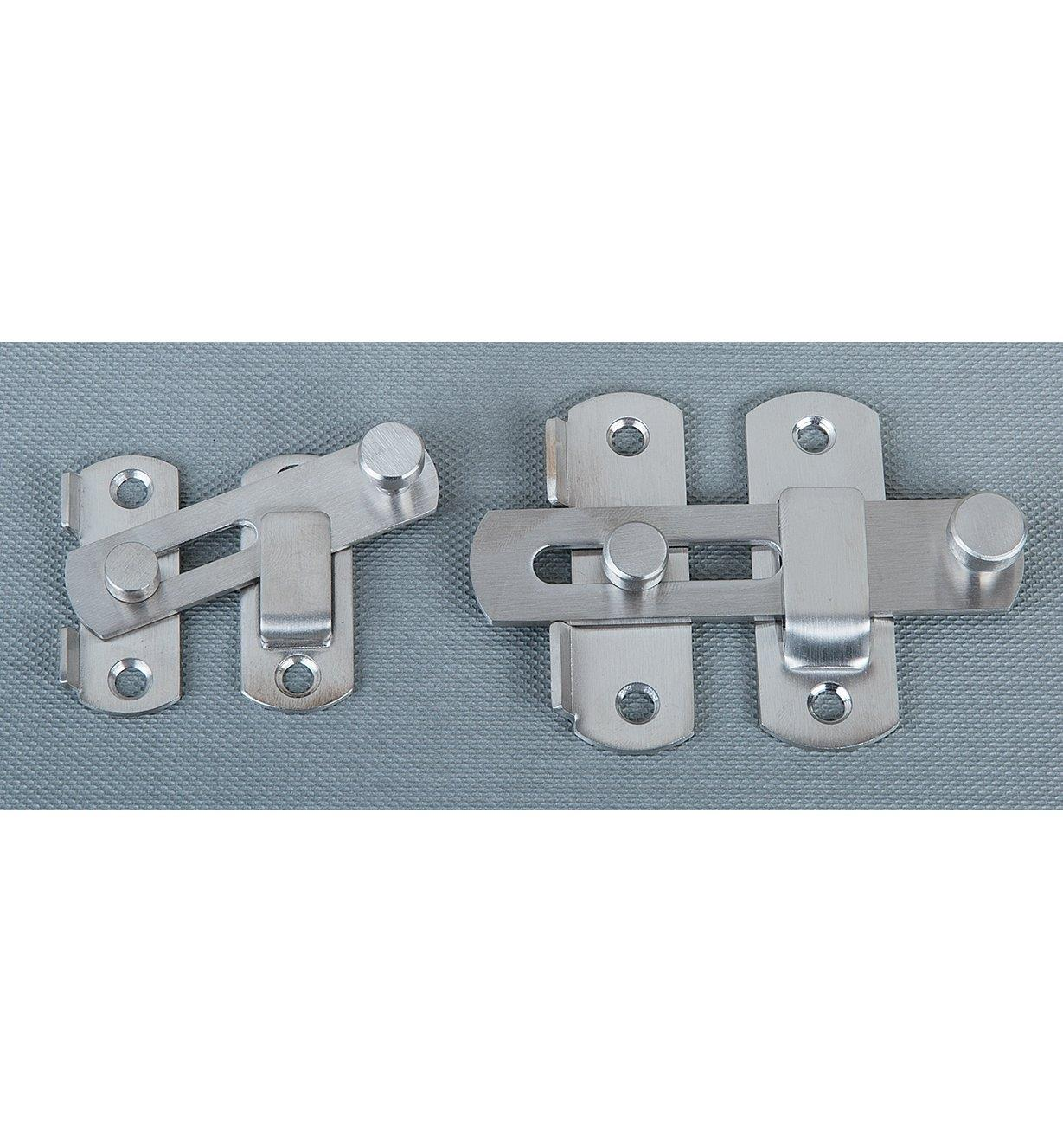 Stainless-Steel Shutter Latches