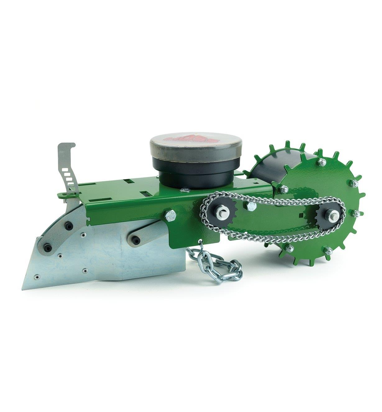 PW110 - Seeder Attachment