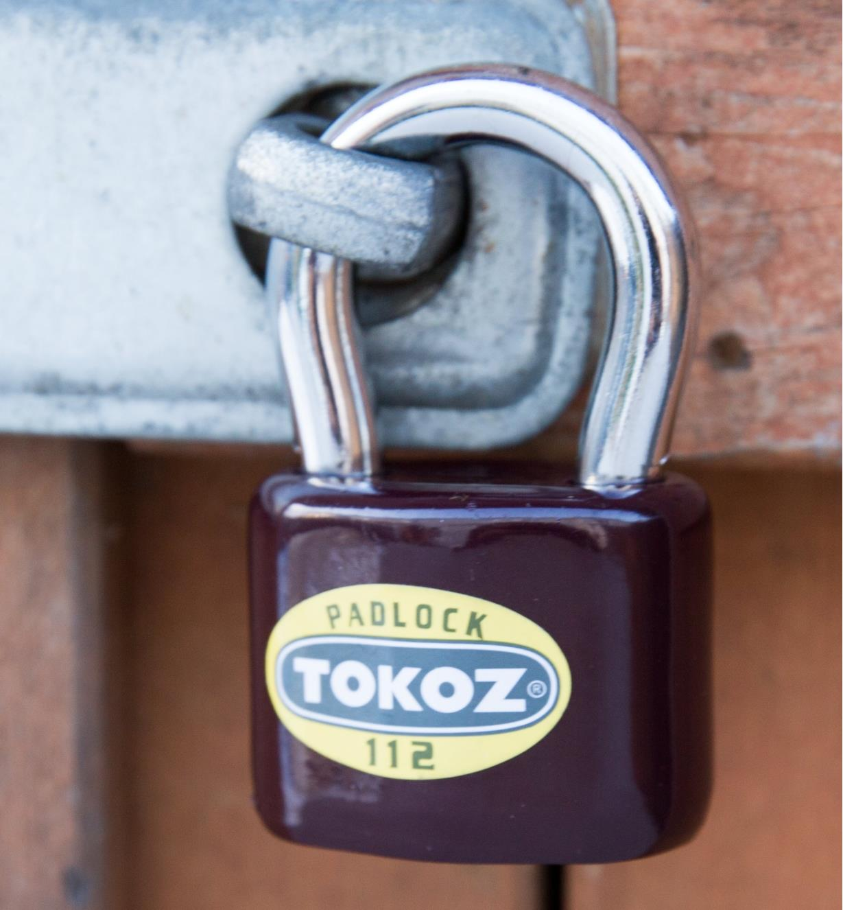 00F3010 - Bow-Shackle Padlock, 1 1/4""