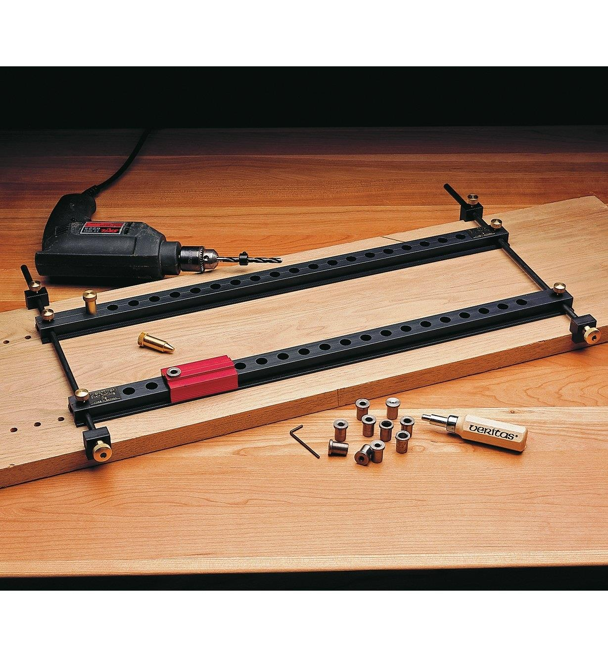 05J0303 - Shelf-Drilling Jig