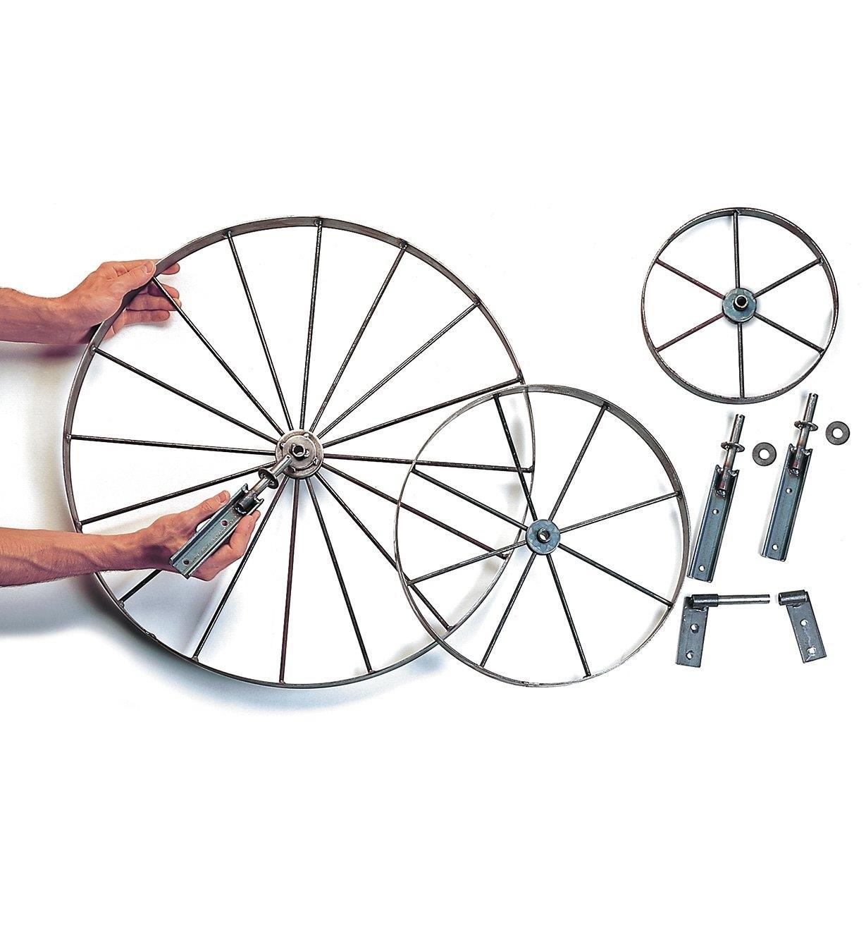Traditional Steel Wheels