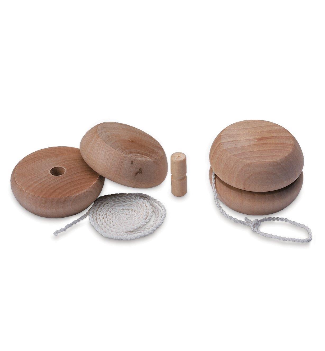 41K0475 - Pièces pour yo-yo