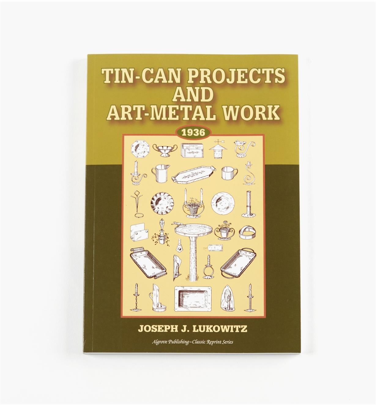 49L8131 - Tin-Can Projects and Art-Metal Work