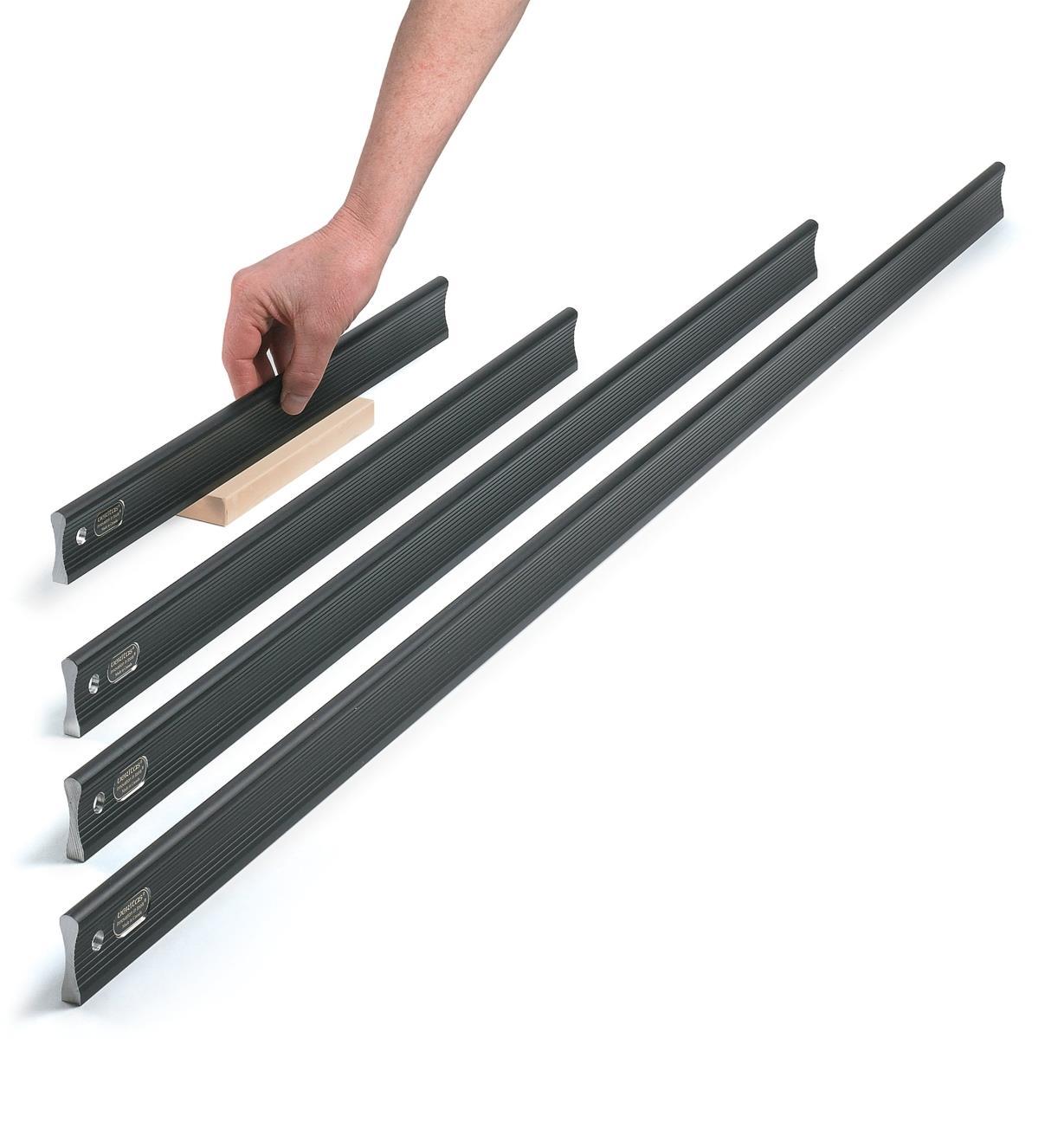 Veritas Aluminum Straightedges