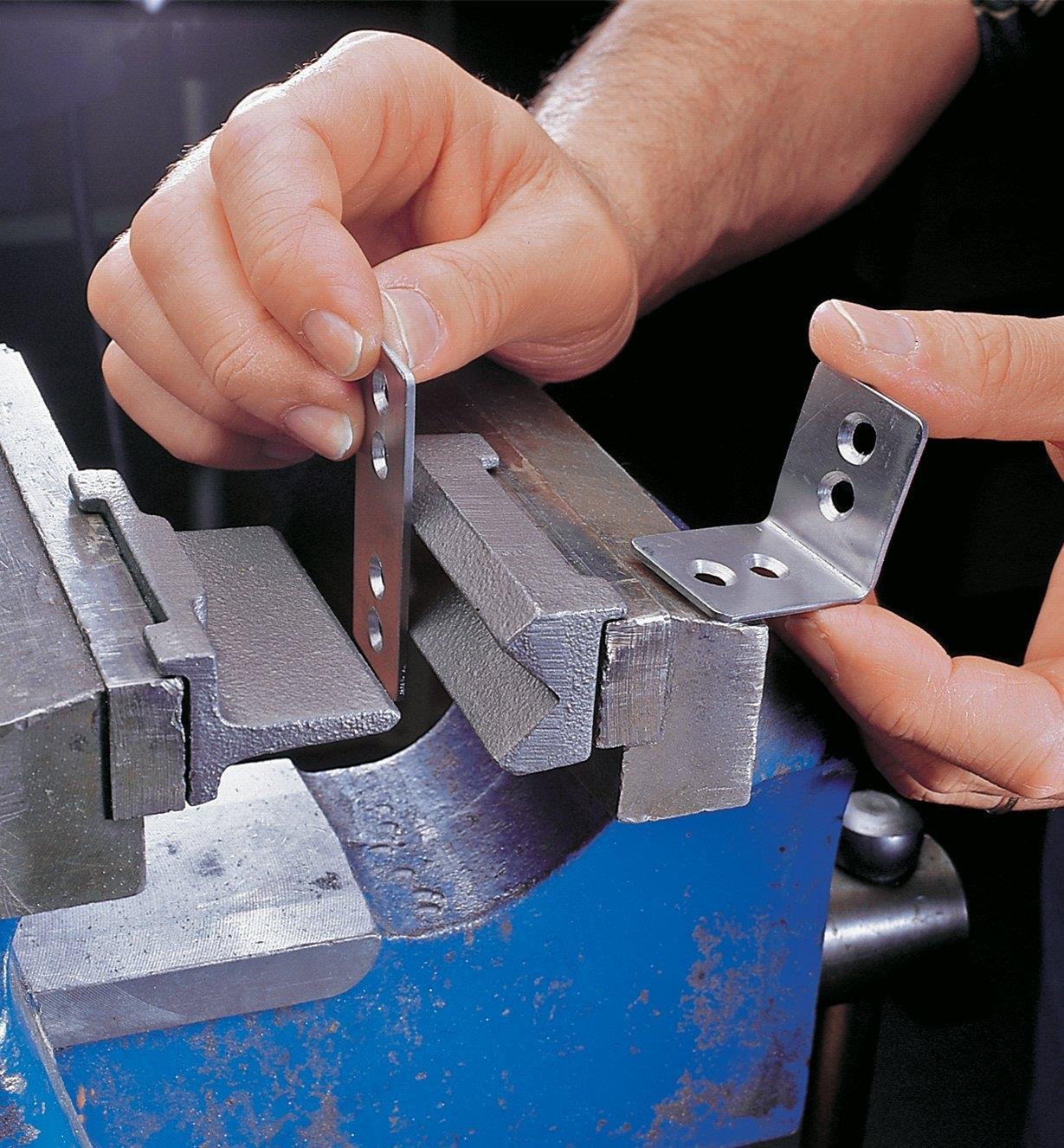 50K0801 - Accessoire de pliage de métal Veritas