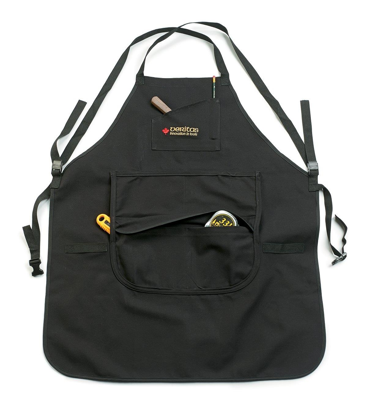 67K1010 - Large Veritas Canvas Apron