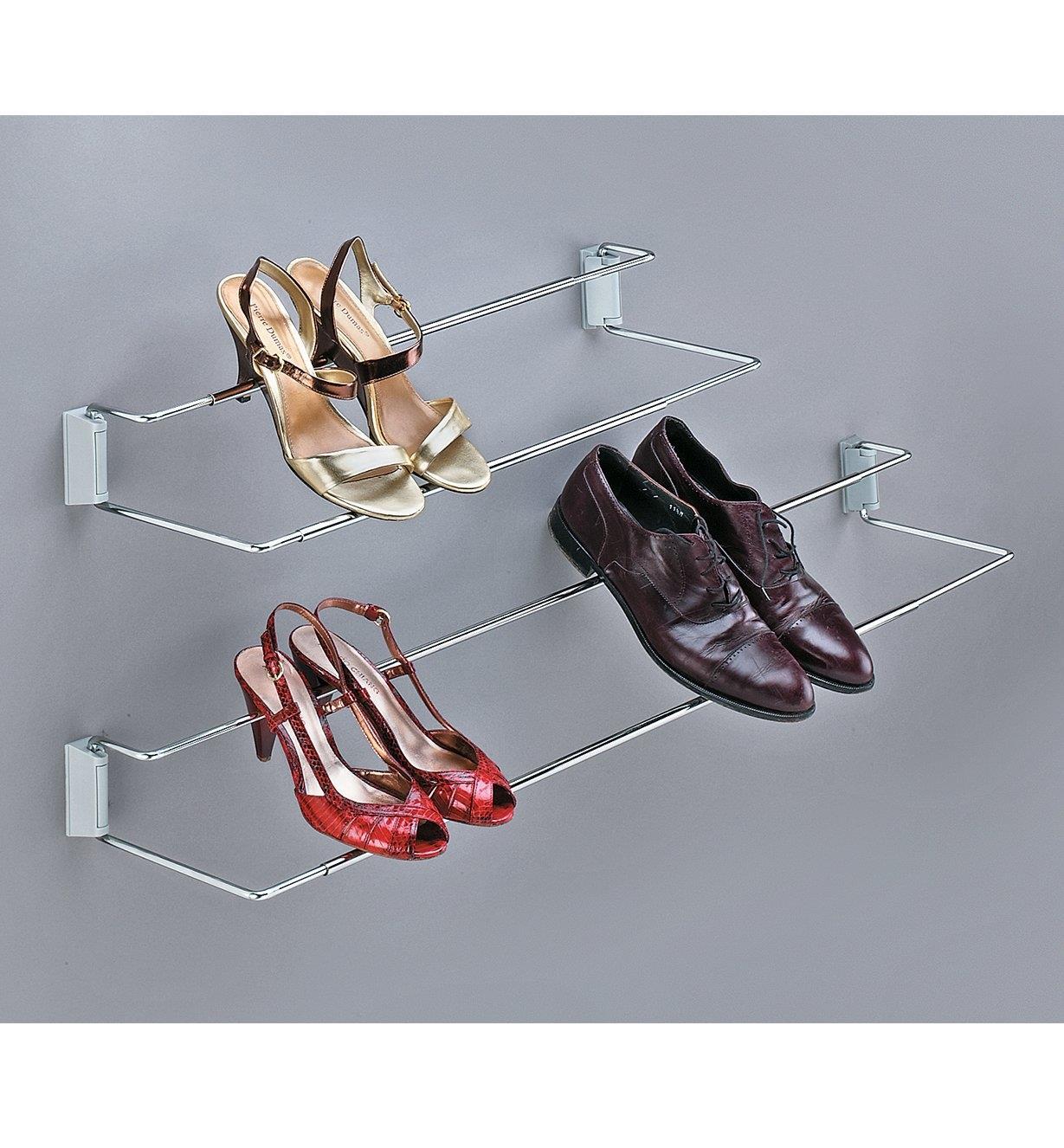 Range-chaussures muraux