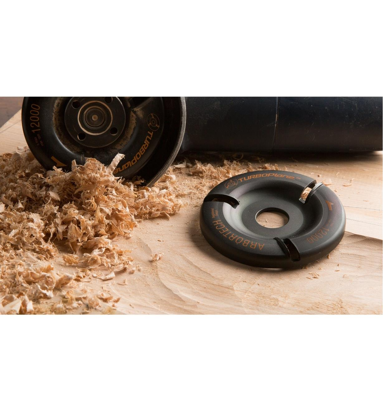 99T3330 - TurboPlane Wood-Shaping Disc