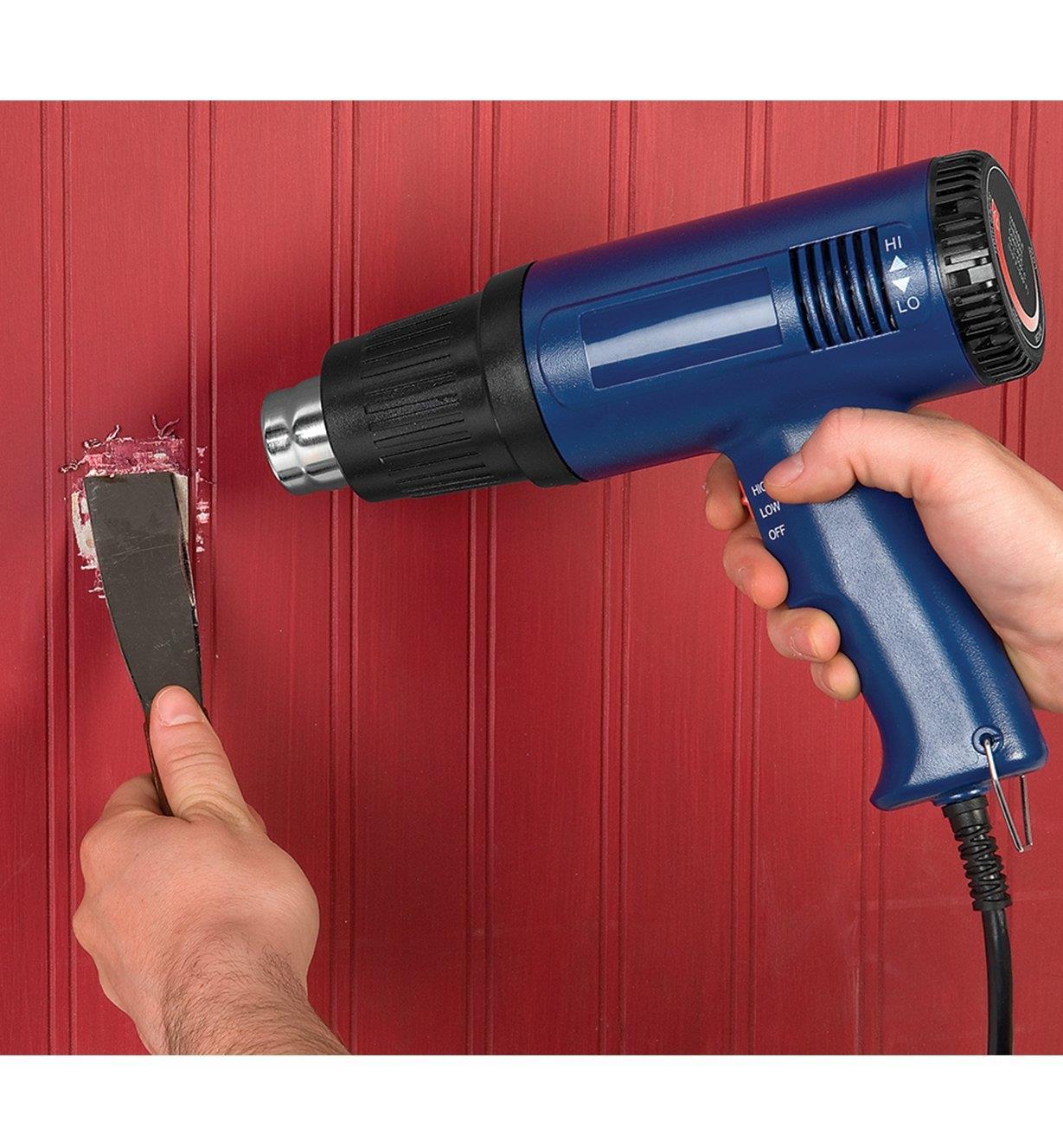99W3962 - Heat Gun