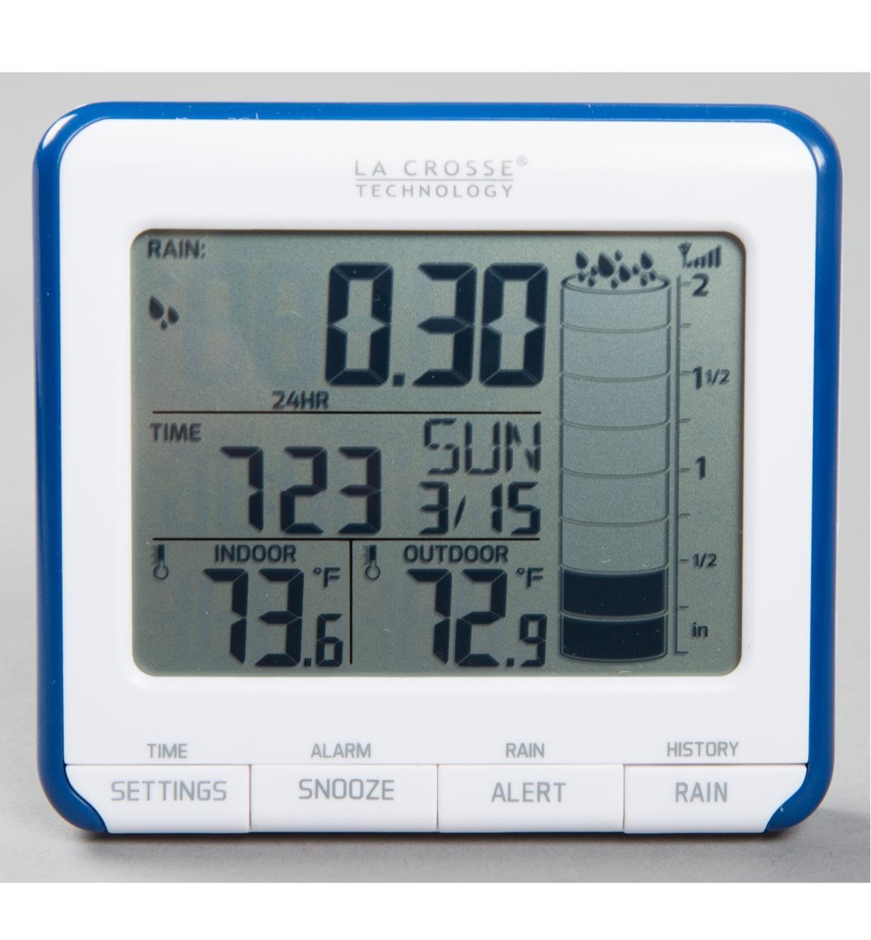 KD350 - Wireless Rain Gauge